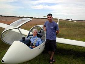 Waikerie Gliding Club - Redcliffe Tourism