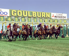Goulburn and District Racing Club - Redcliffe Tourism