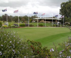 Tocumwal Golf Club - Redcliffe Tourism
