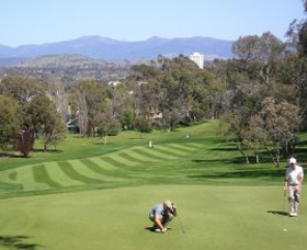 Fairbairn Golf Club - Redcliffe Tourism