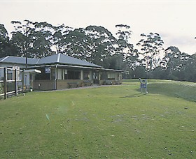 Yarram Golf Club - Redcliffe Tourism