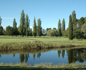Goulburn Golf Club - Redcliffe Tourism