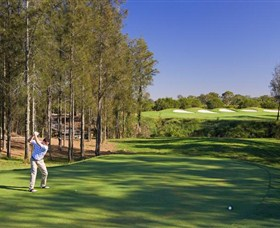 Hunter Valley Golf and Country Club - Redcliffe Tourism