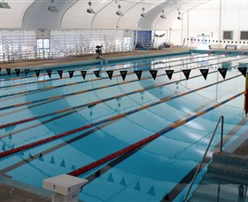 Canberra Olympic Pool and Health Club - Redcliffe Tourism
