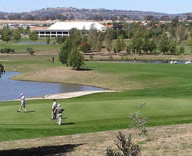 Gungahlin Lakes Golf and Community Club - Redcliffe Tourism