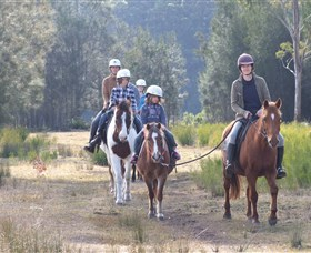 Horse Riding at Oaks Ranch and Country Club - Redcliffe Tourism