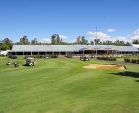 Yarrawonga Mulwala Golf Club Resort - Redcliffe Tourism