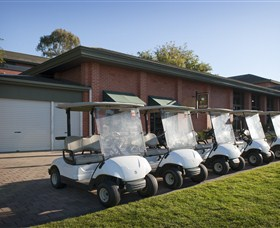 Country Club Tasmania Golf Course - Redcliffe Tourism