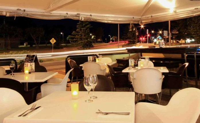 Cafe Fresh Lounge Bar  Shinsen Restaurant - Redcliffe Tourism