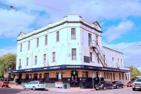 Caledonian Hotel - Redcliffe Tourism