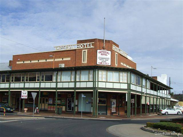 Imperial Hotel Coonabarabran - Redcliffe Tourism