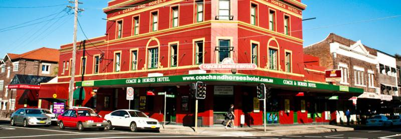 The Coach  Horses Hotel - Redcliffe Tourism