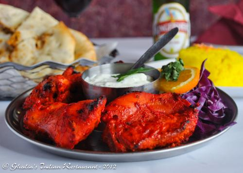 Ghedias Indian Restaurant - Redcliffe Tourism
