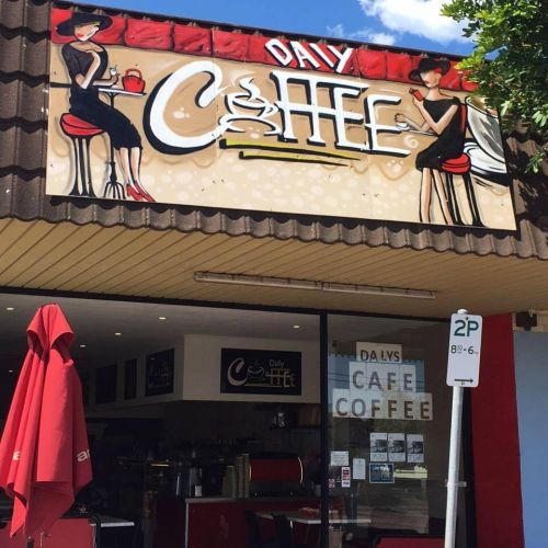 Daly Coffee Den - Redcliffe Tourism