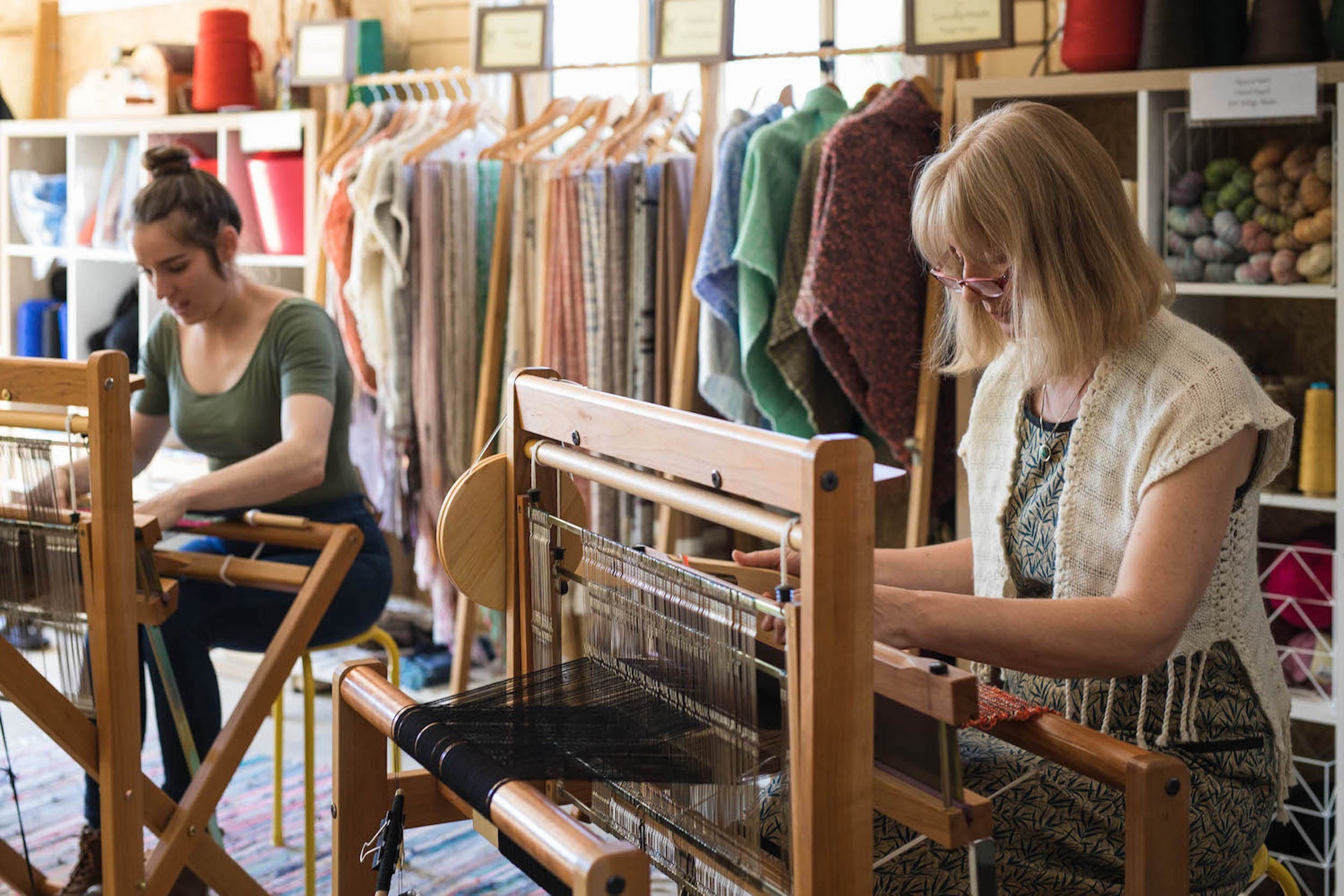 An Introduction to Weaving - Redcliffe Tourism