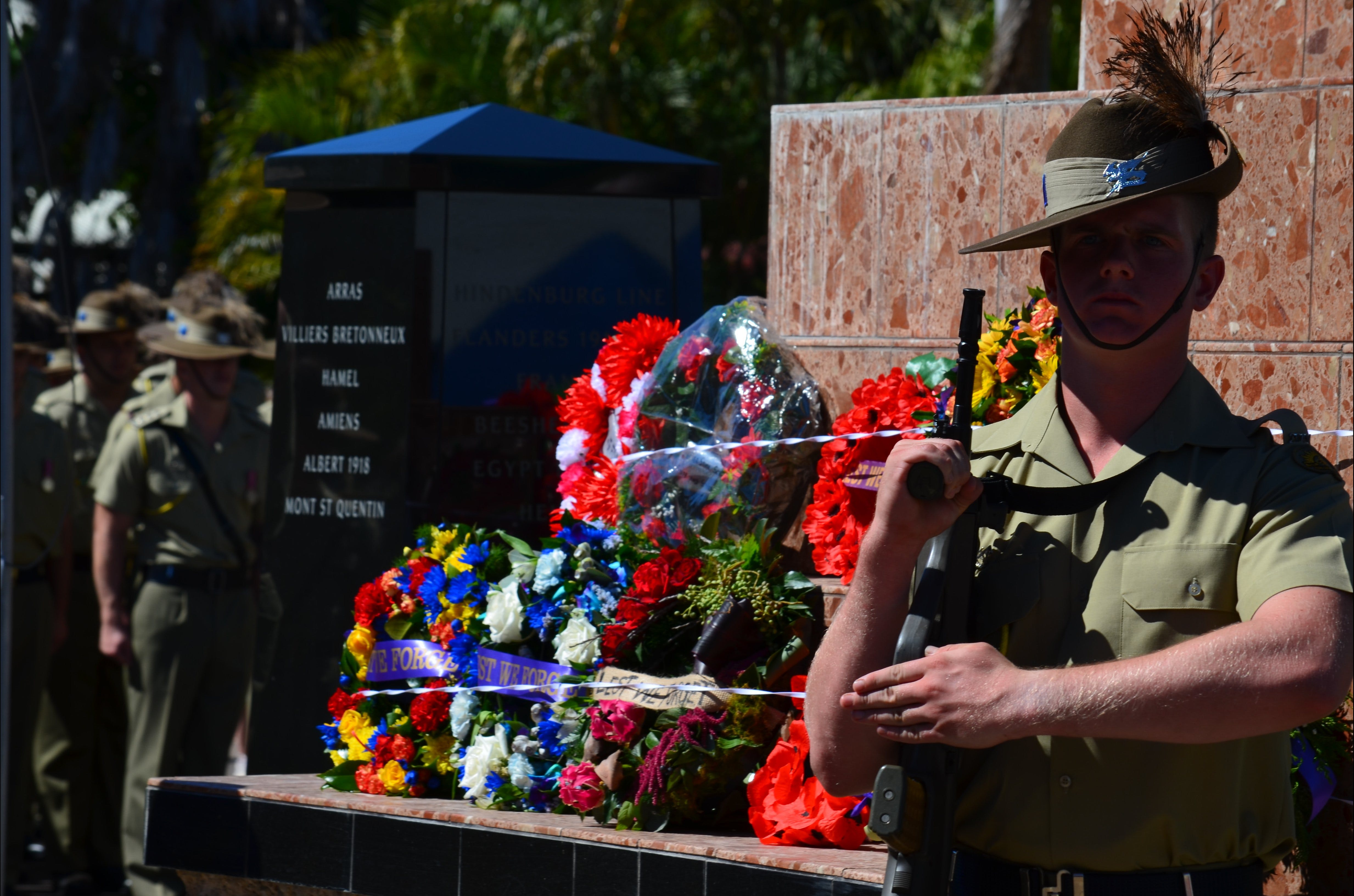Anzac Day Charters Towers - Redcliffe Tourism