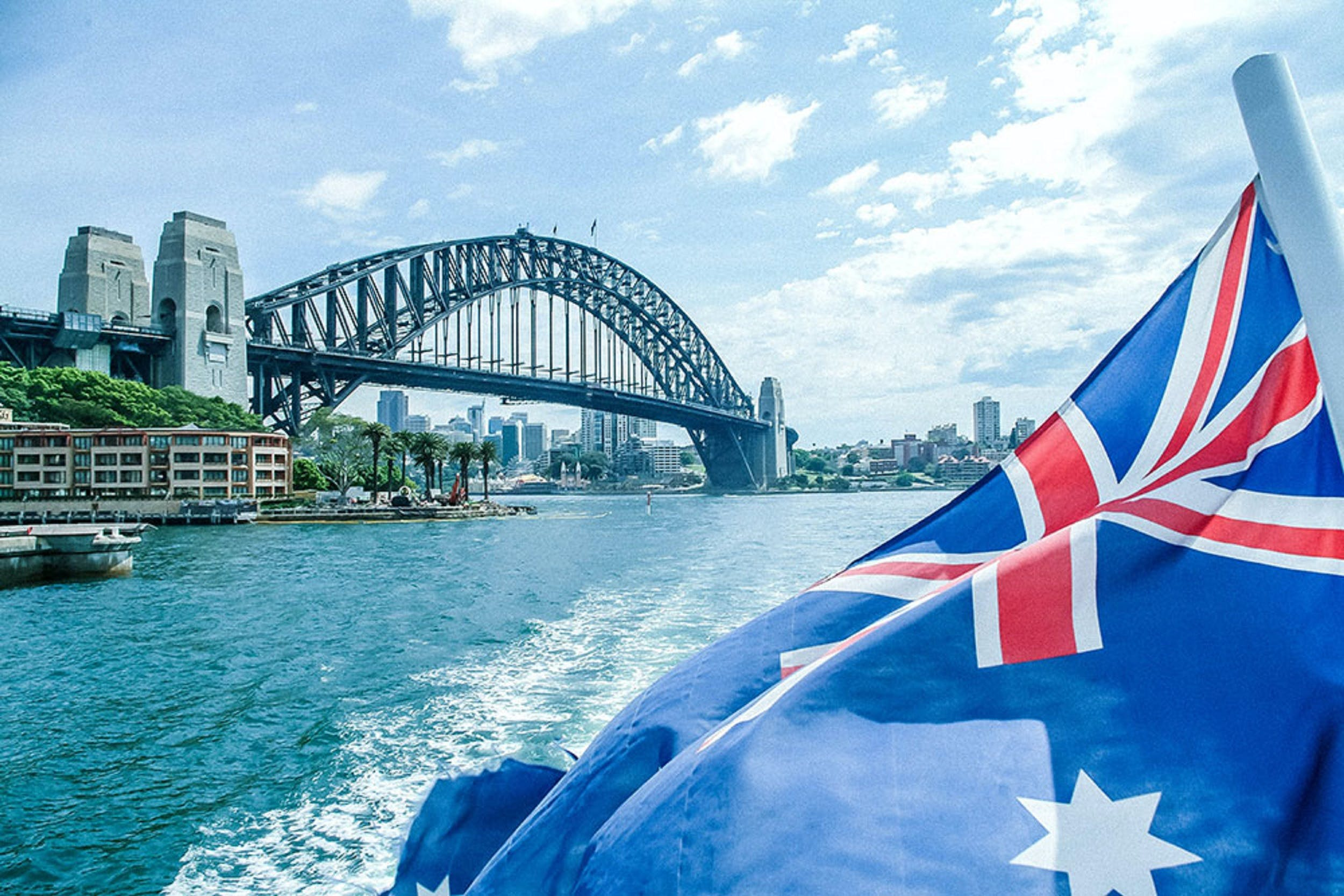 Australia Day Lunch and Dinner Cruises On Sydney Harbour with Sydney Showboats - Redcliffe Tourism
