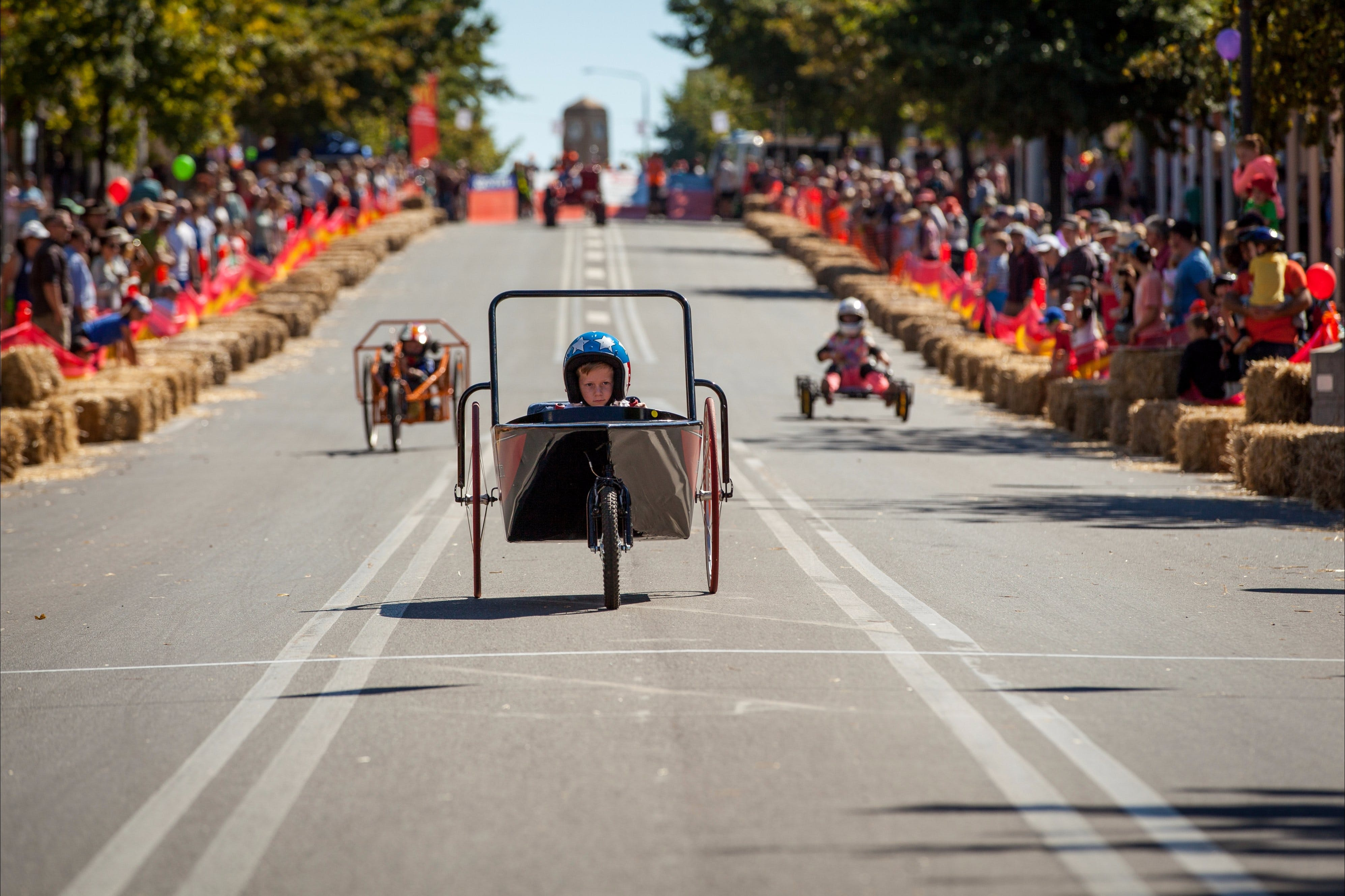 Australian Billy Cart Championships - Redcliffe Tourism