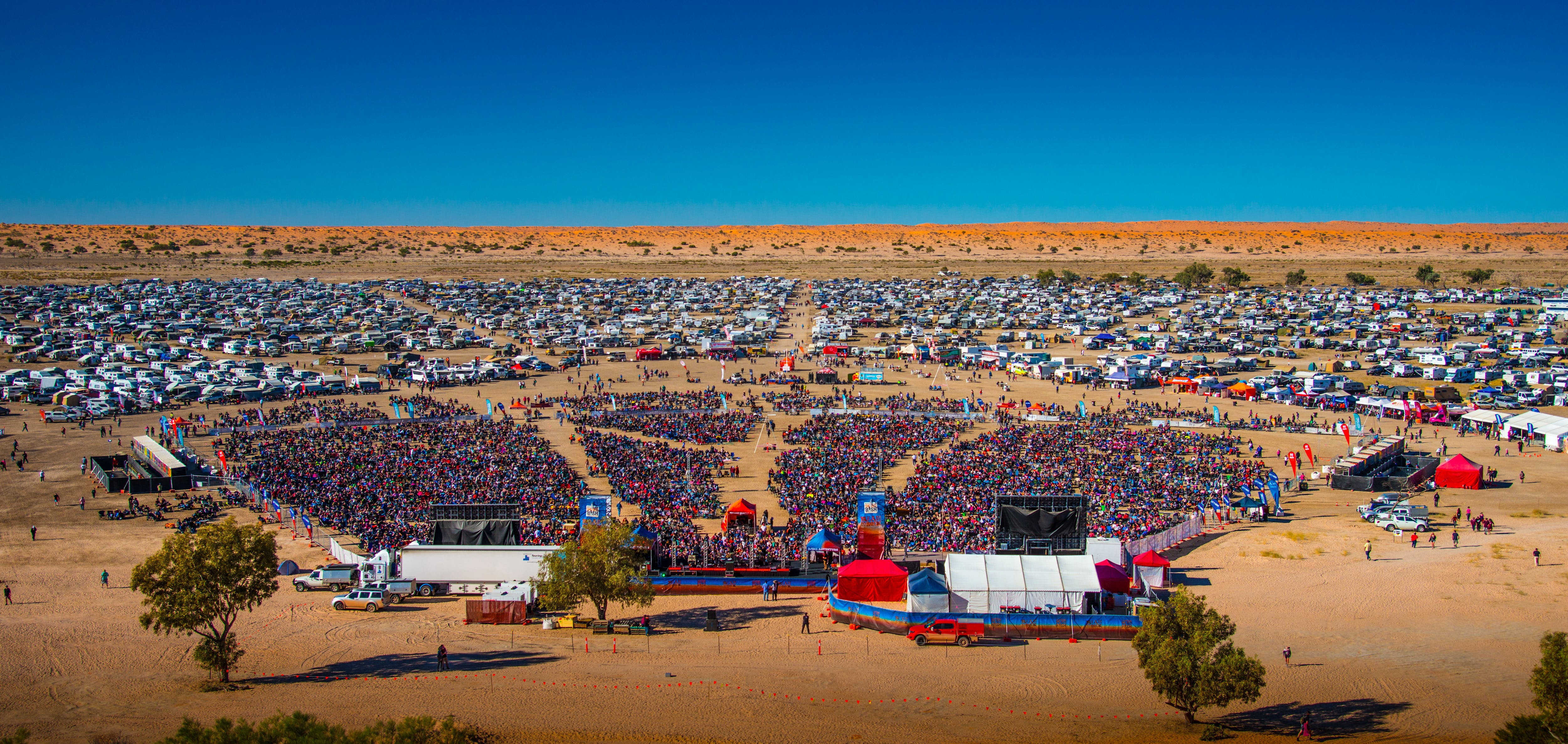 Birdsville Big Red Bash - Redcliffe Tourism