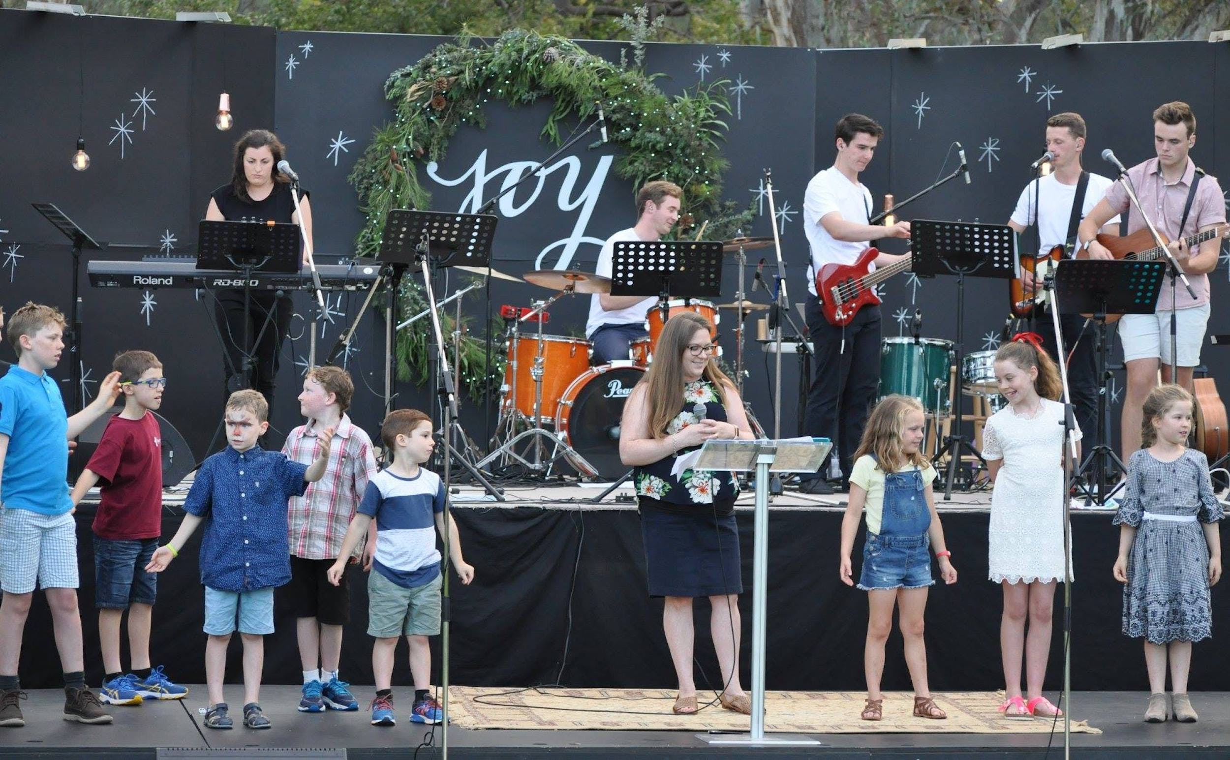Carols in the Park Corowa - Redcliffe Tourism