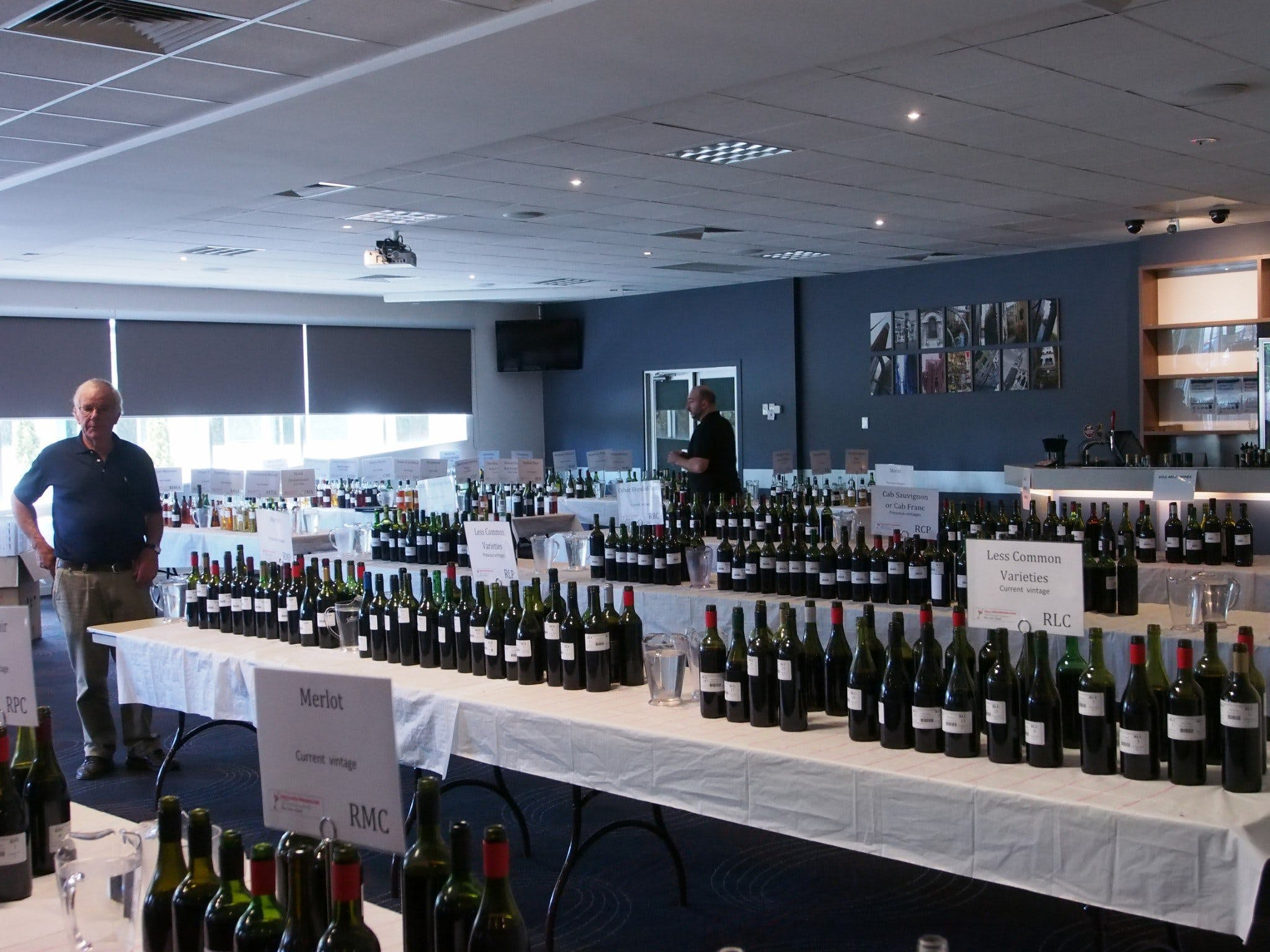 Eltham and District Wine Guild Annual Wine Show - 51st Annual Show - Redcliffe Tourism
