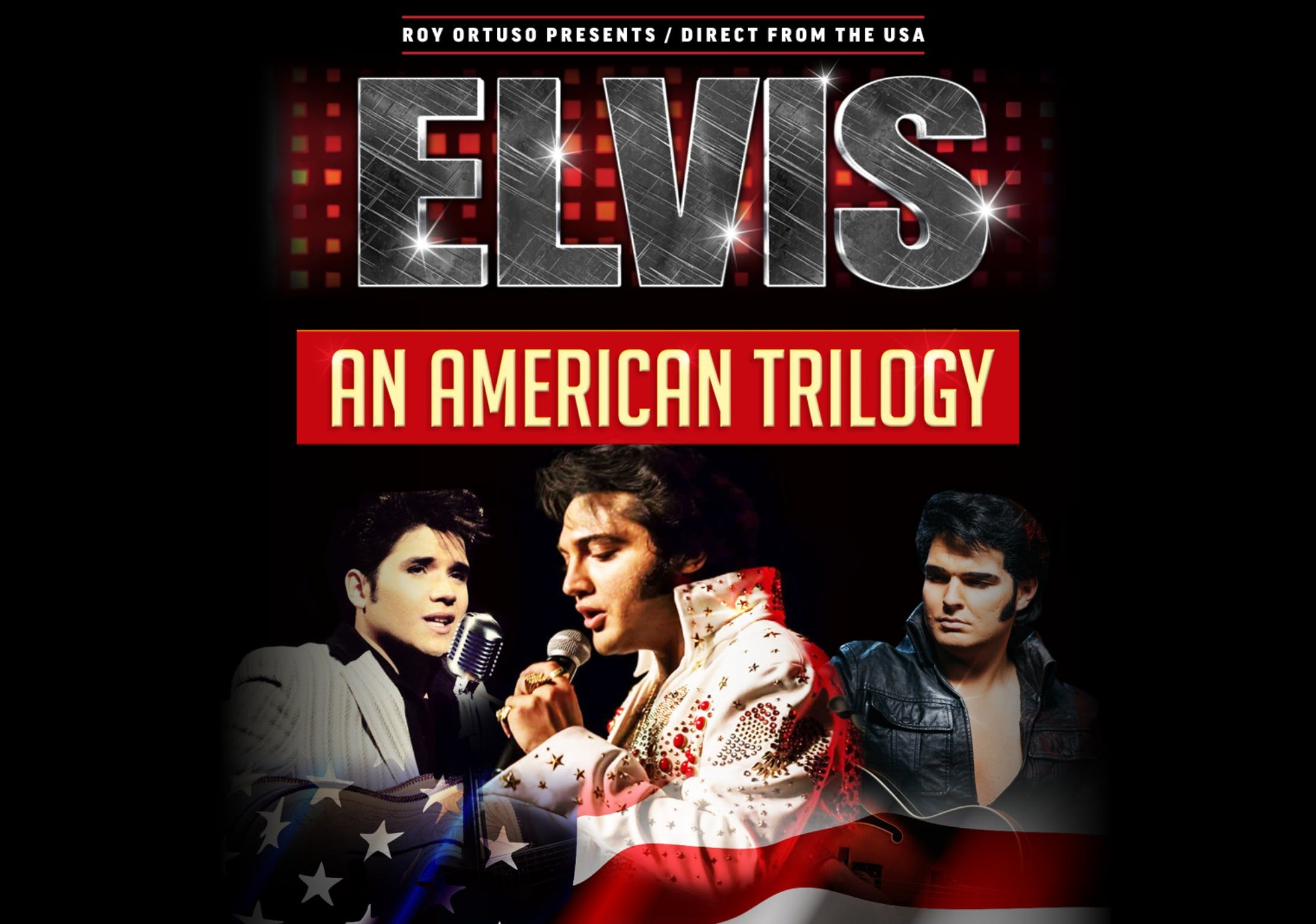 Elvis - An American Trilogy - Redcliffe Tourism