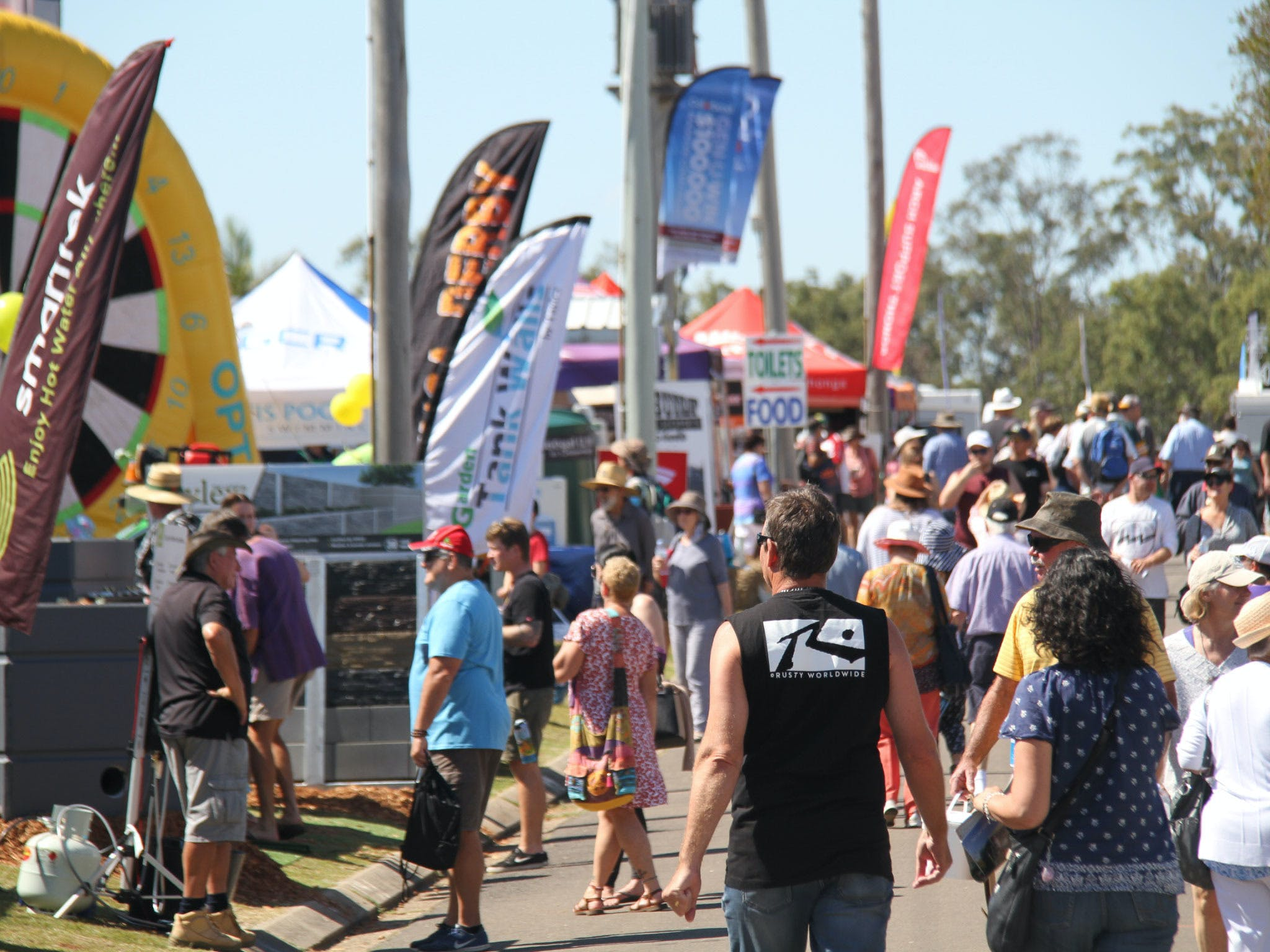 Fraser Coast Expo 2020 - Redcliffe Tourism
