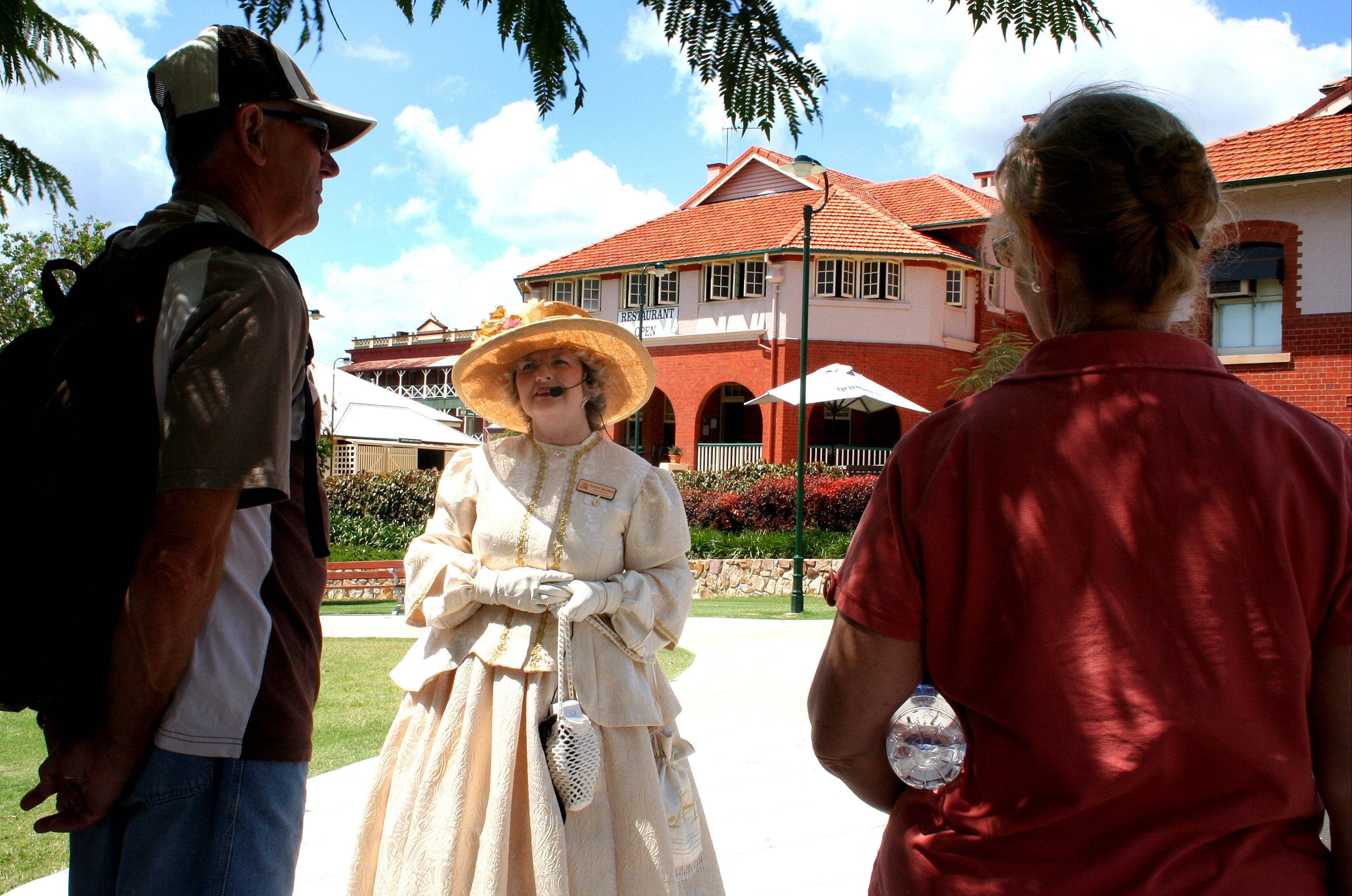 Free Guided Maryborough Heritage Walk Tour - Redcliffe Tourism