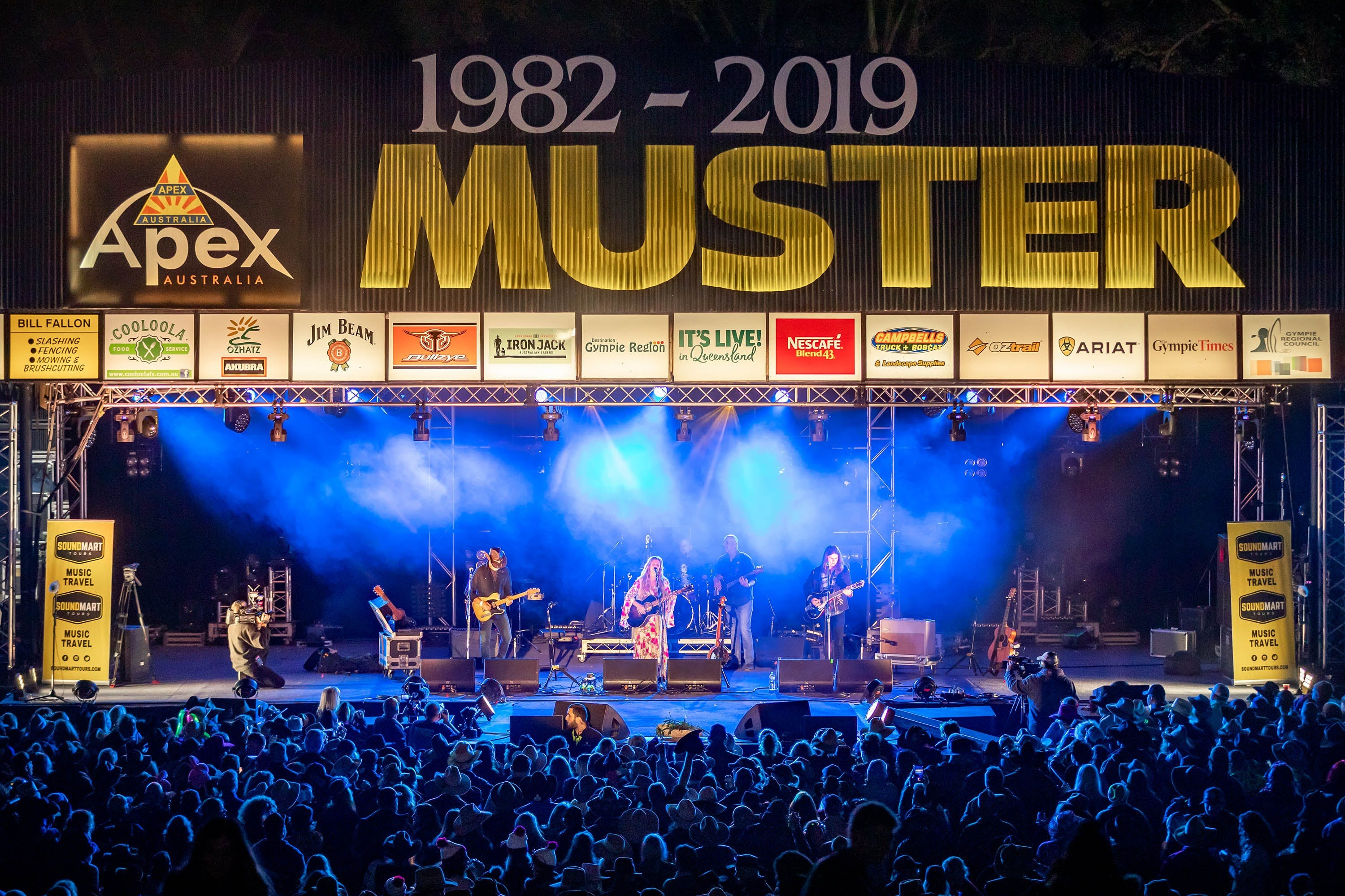 Gympie Music Muster - Redcliffe Tourism