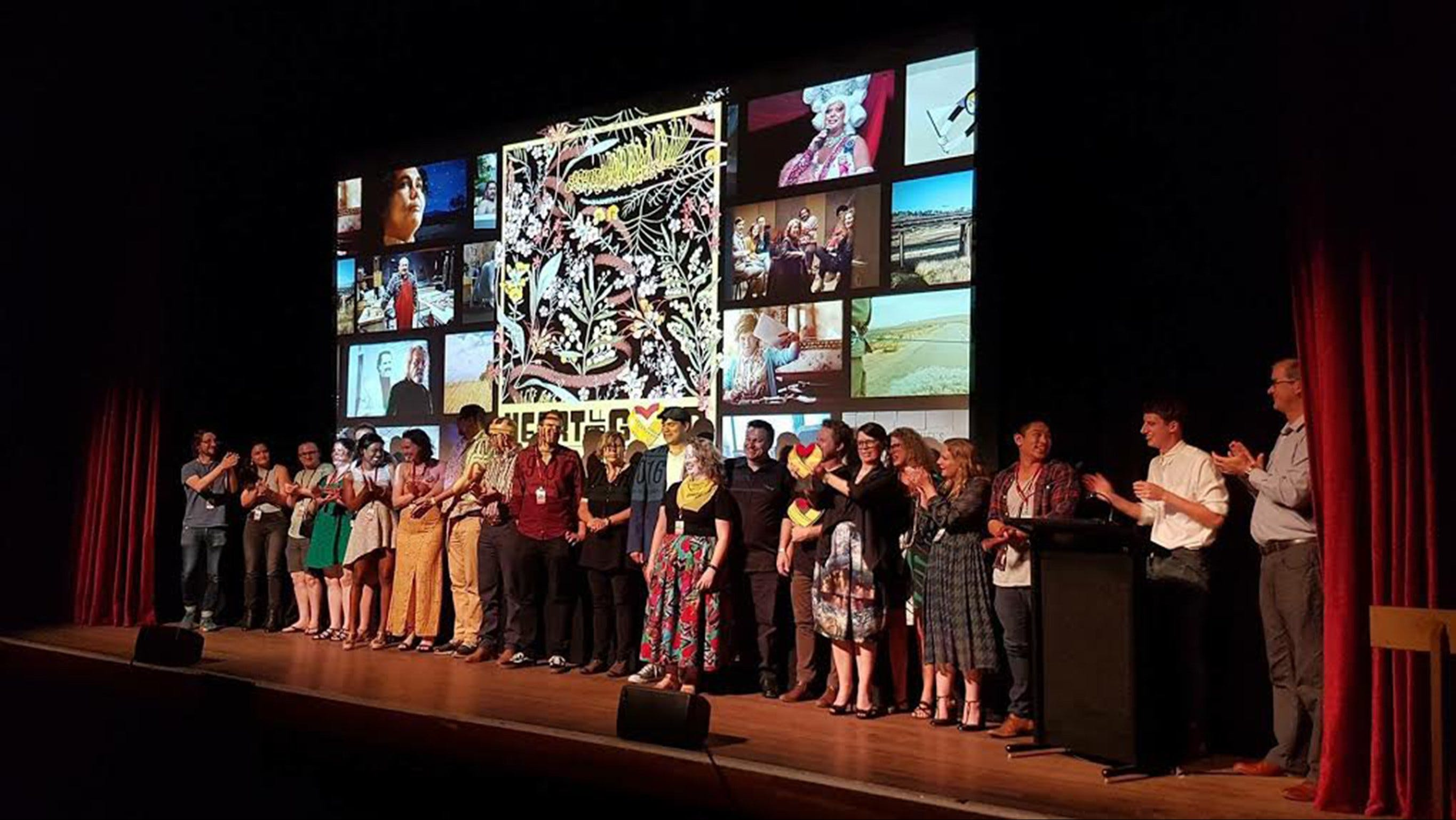 Heart of Gold International Short Film Festival - Redcliffe Tourism
