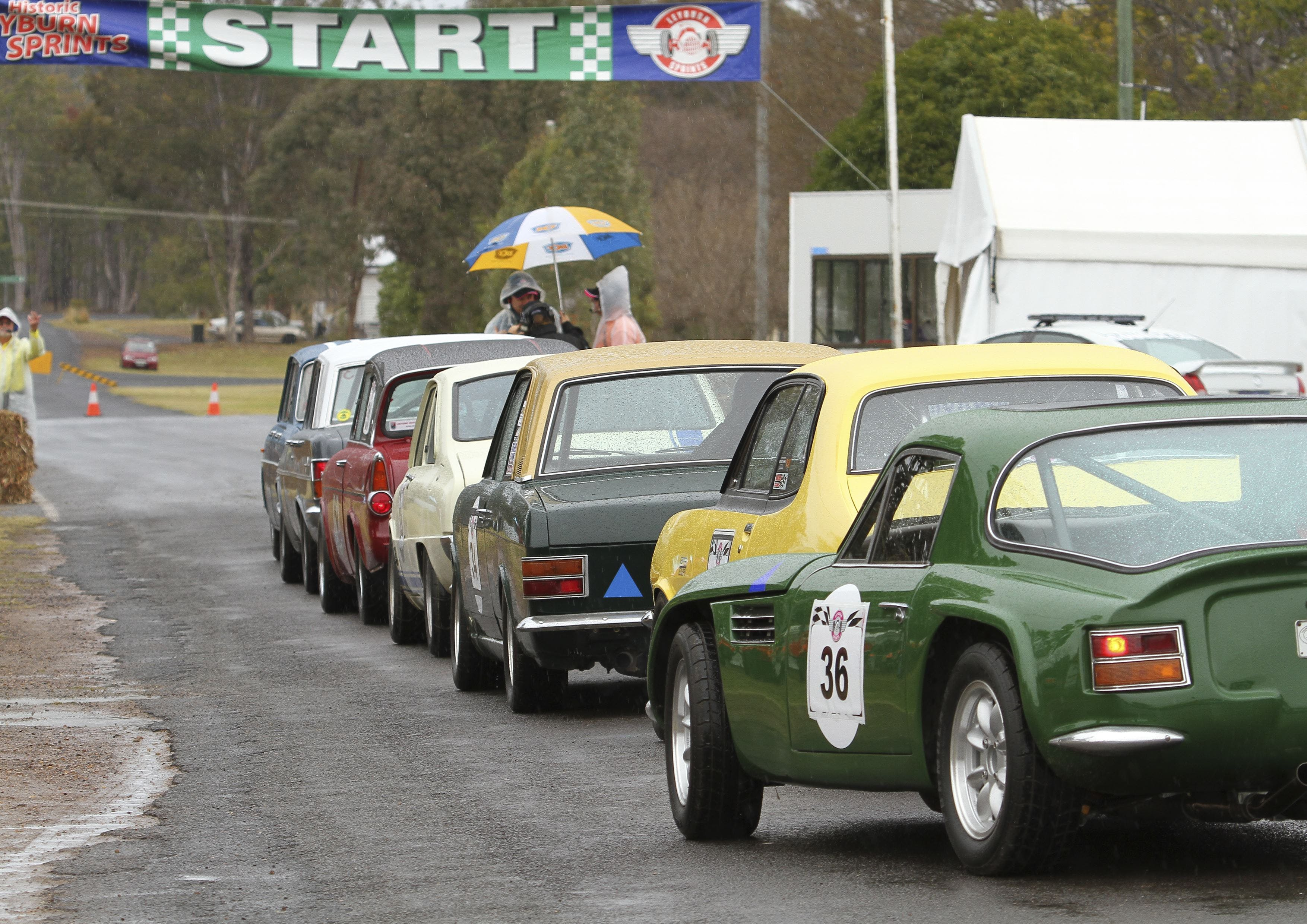 Historic Leyburn Sprints - Redcliffe Tourism
