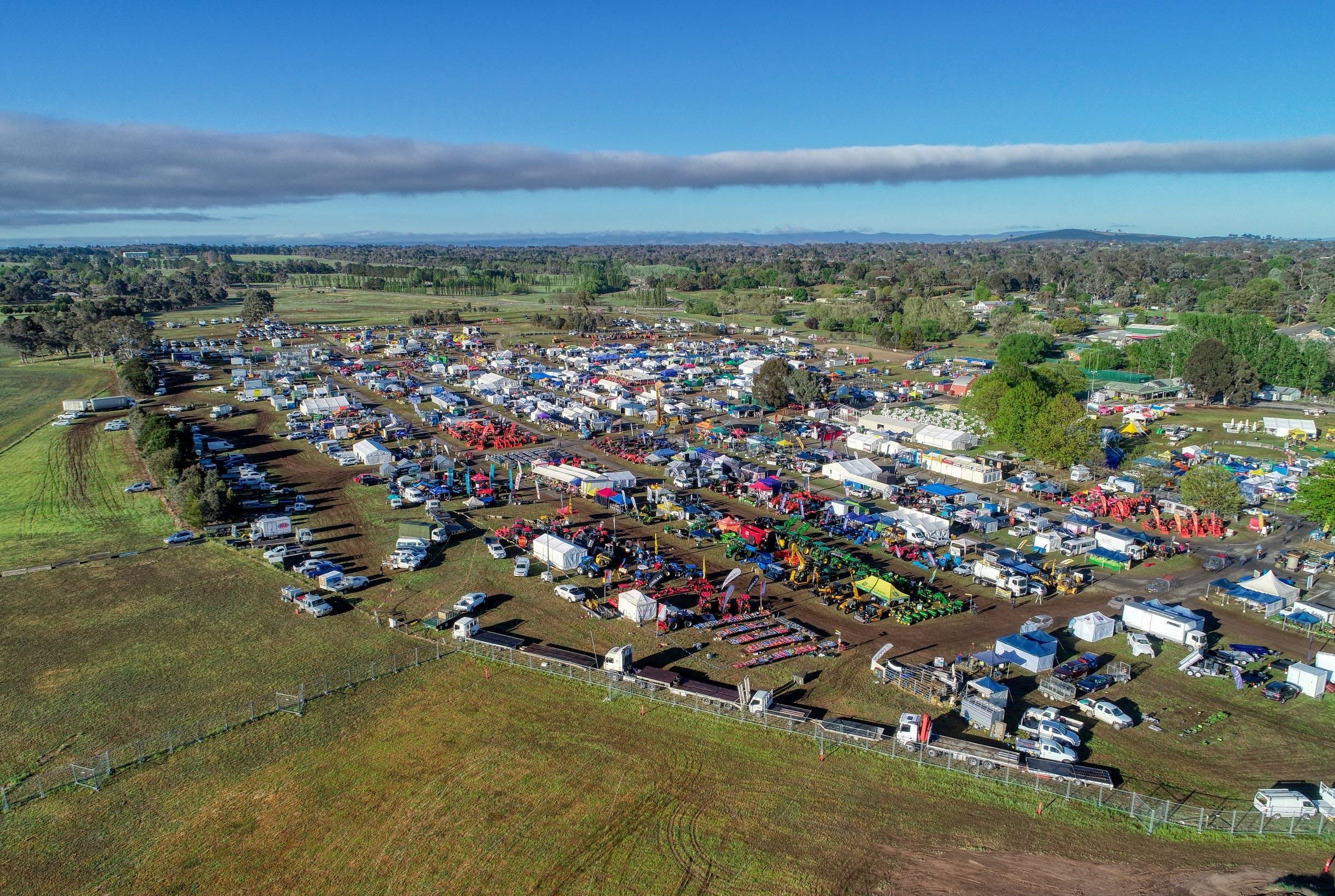 Murrumbateman Field Days - Redcliffe Tourism