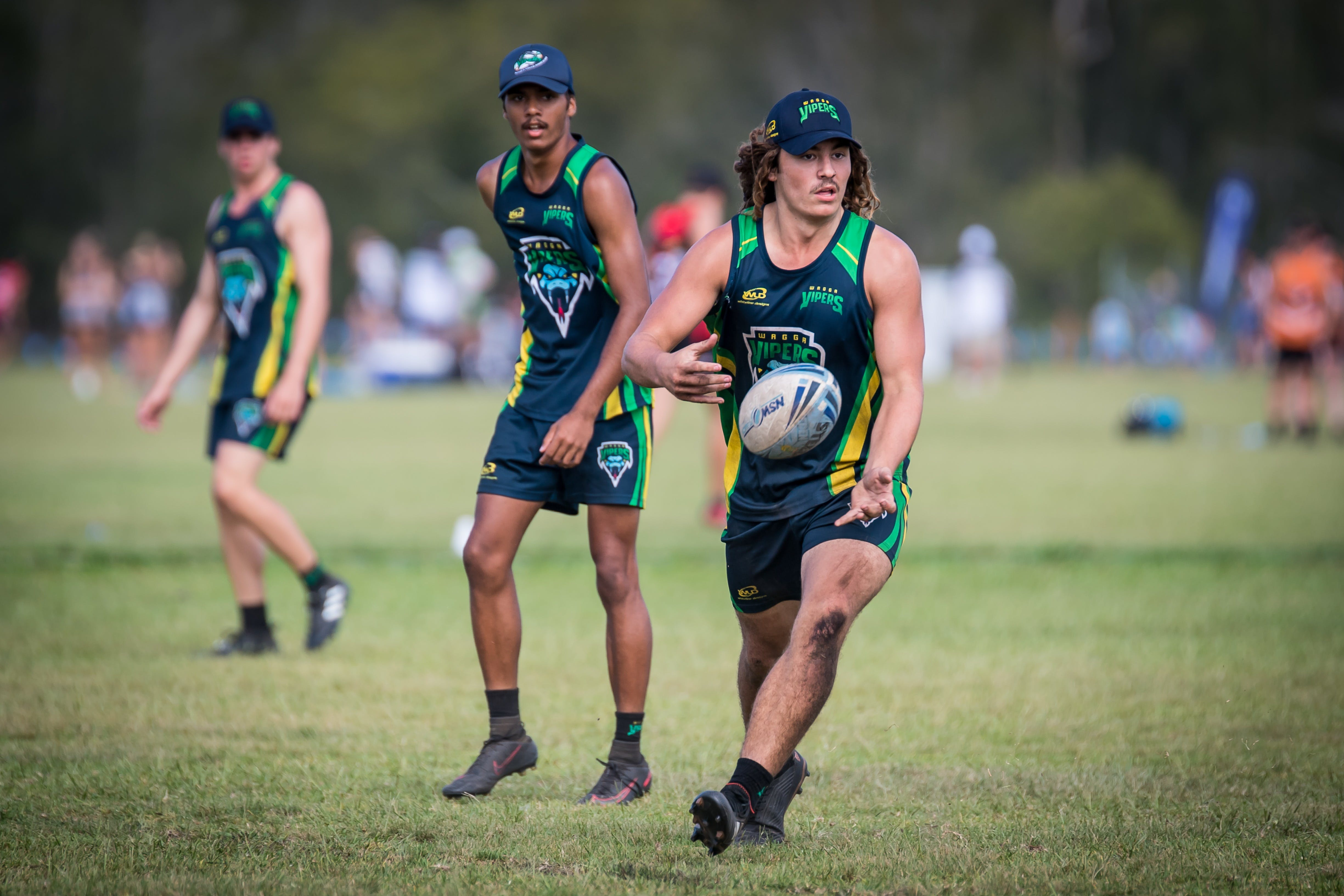NSW Touch Junior State Cup Southern Conference - Redcliffe Tourism