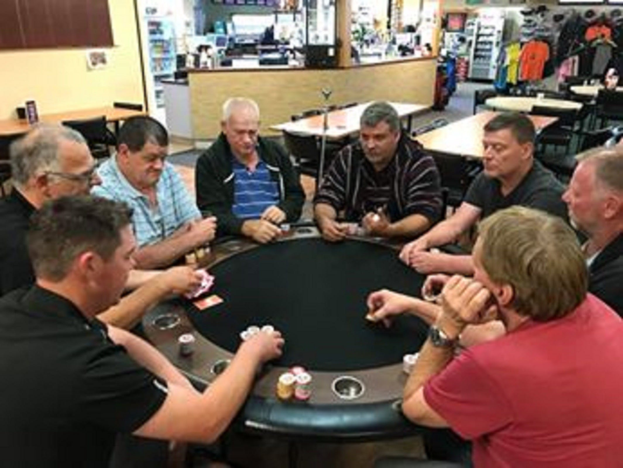 Numurkah Golf and Bowls Club - Poker Wednesday - Redcliffe Tourism
