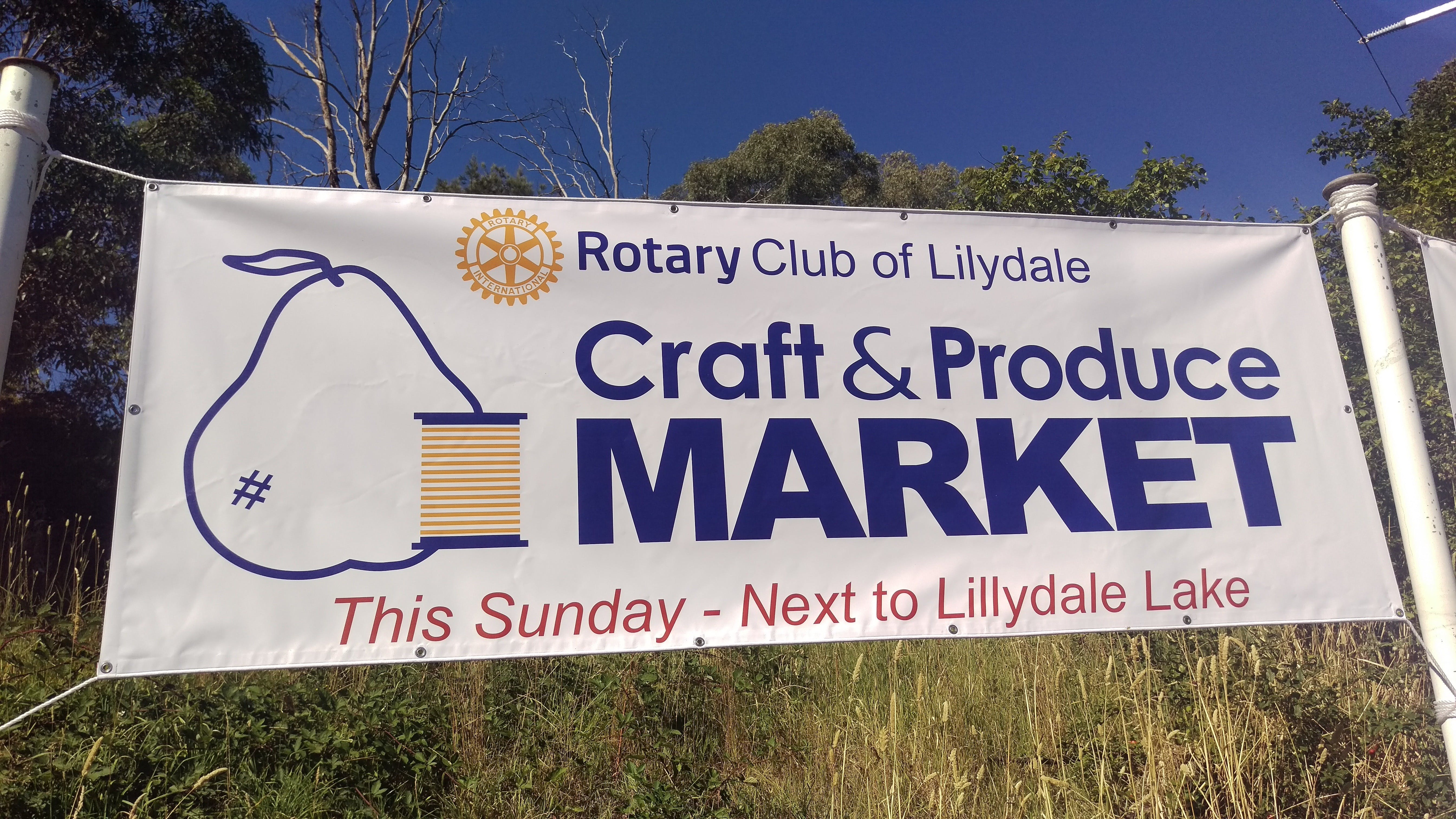 Rotary Club of Lilydale Craft and Produce Market - Redcliffe Tourism