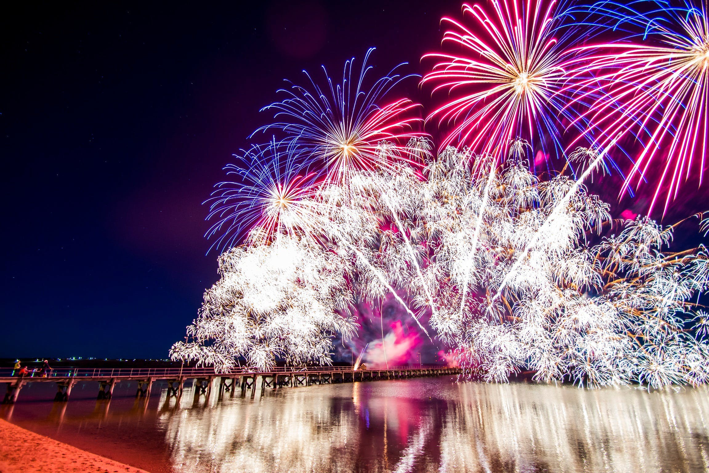 Streaky Bay New Years Eve Children's Festival and Fireworks - Redcliffe Tourism