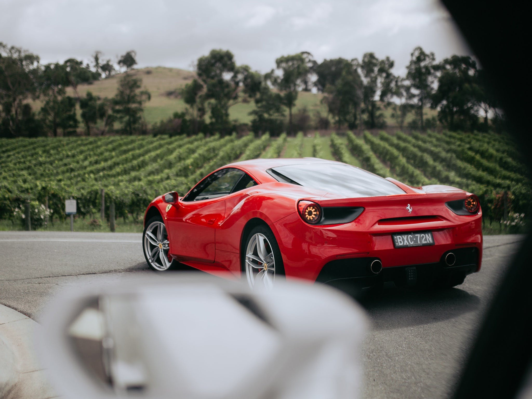 The Prancing Horse Supercar Drive Day Experience - Melbourne Yarra Valley - Redcliffe Tourism