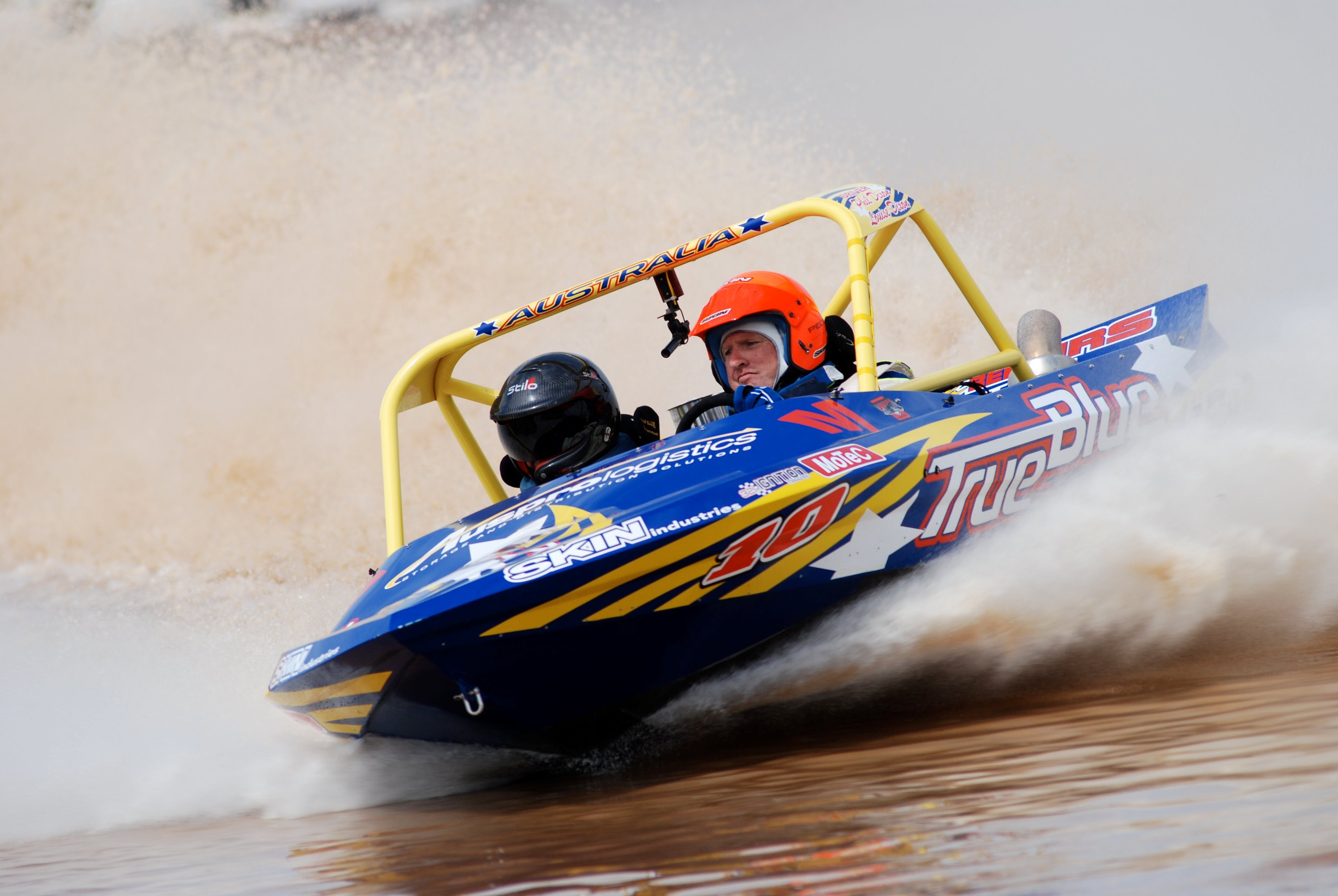 V8 Superboats - Redcliffe Tourism