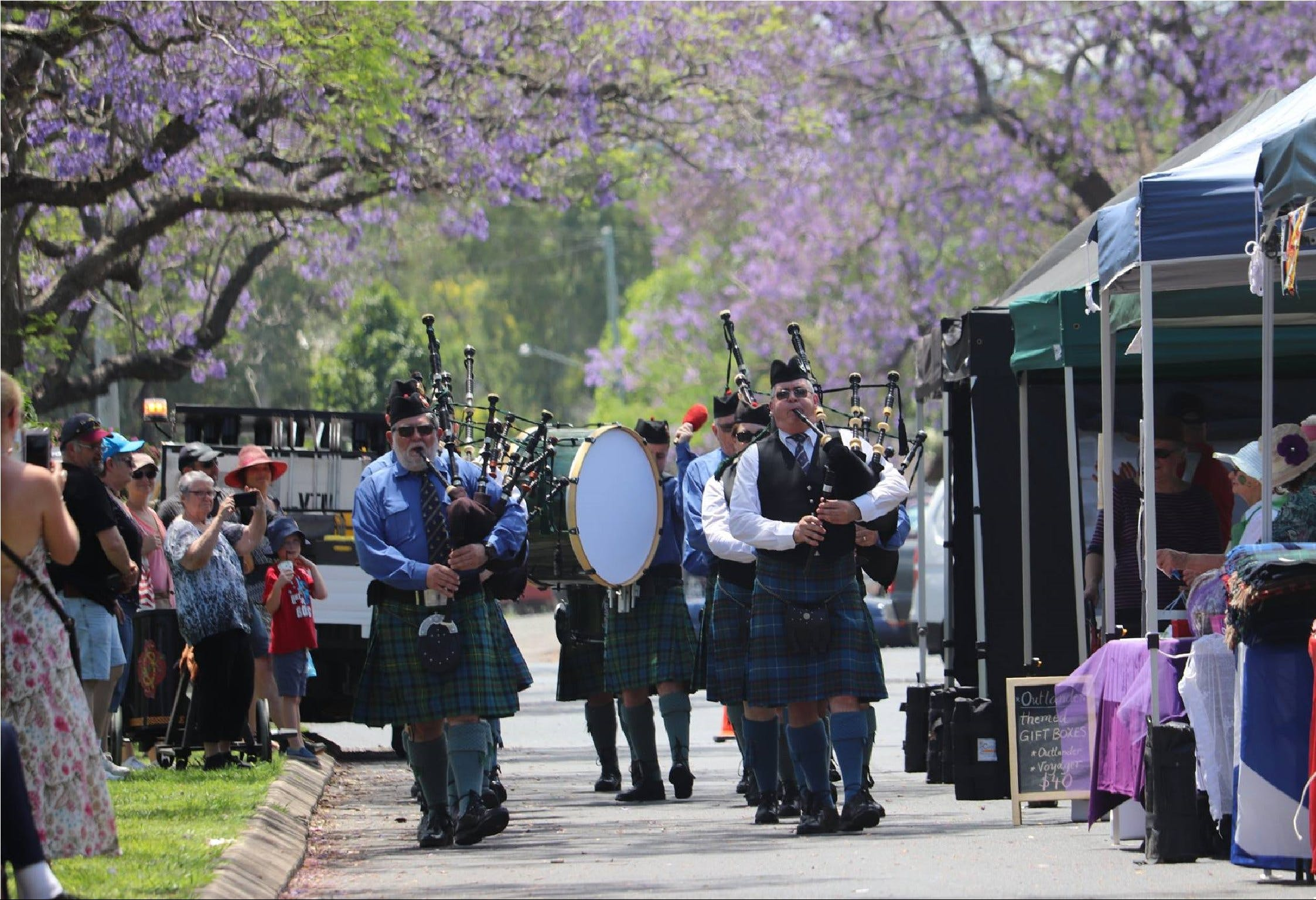 Celtic Festival of Queensland - Redcliffe Tourism