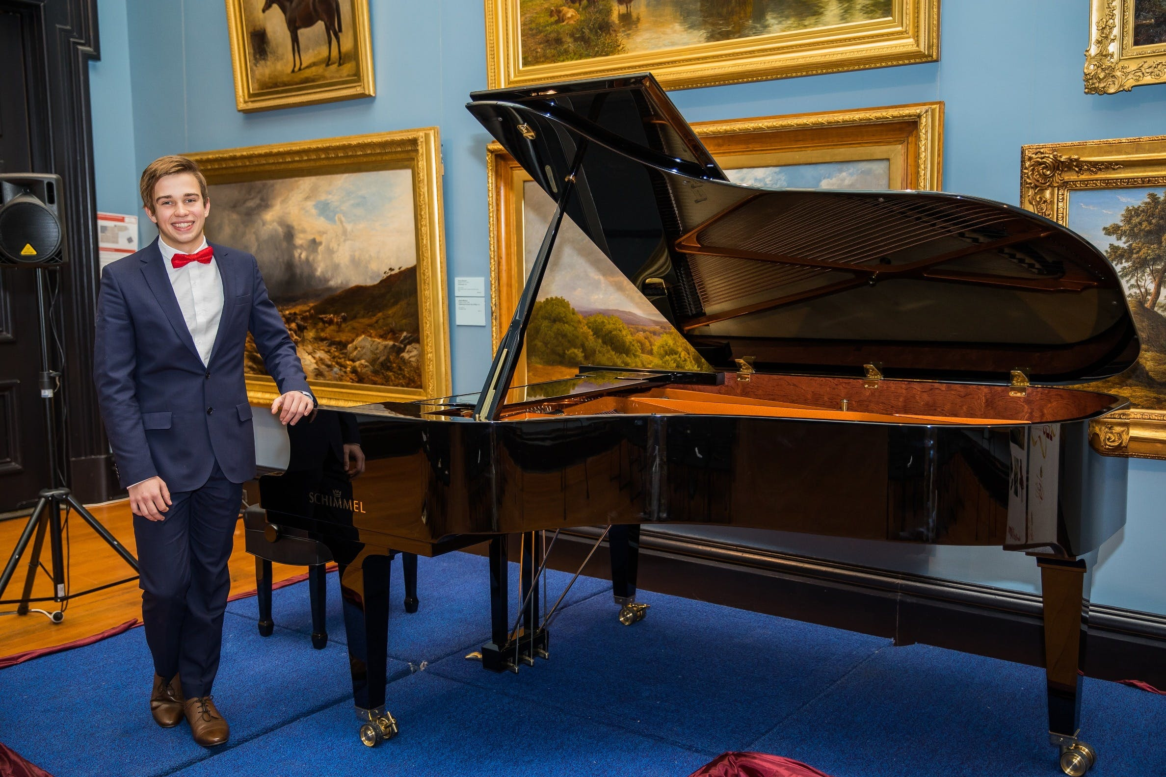 Celebrating Chopin - The Margaret Schofield Memorial Prize - Redcliffe Tourism