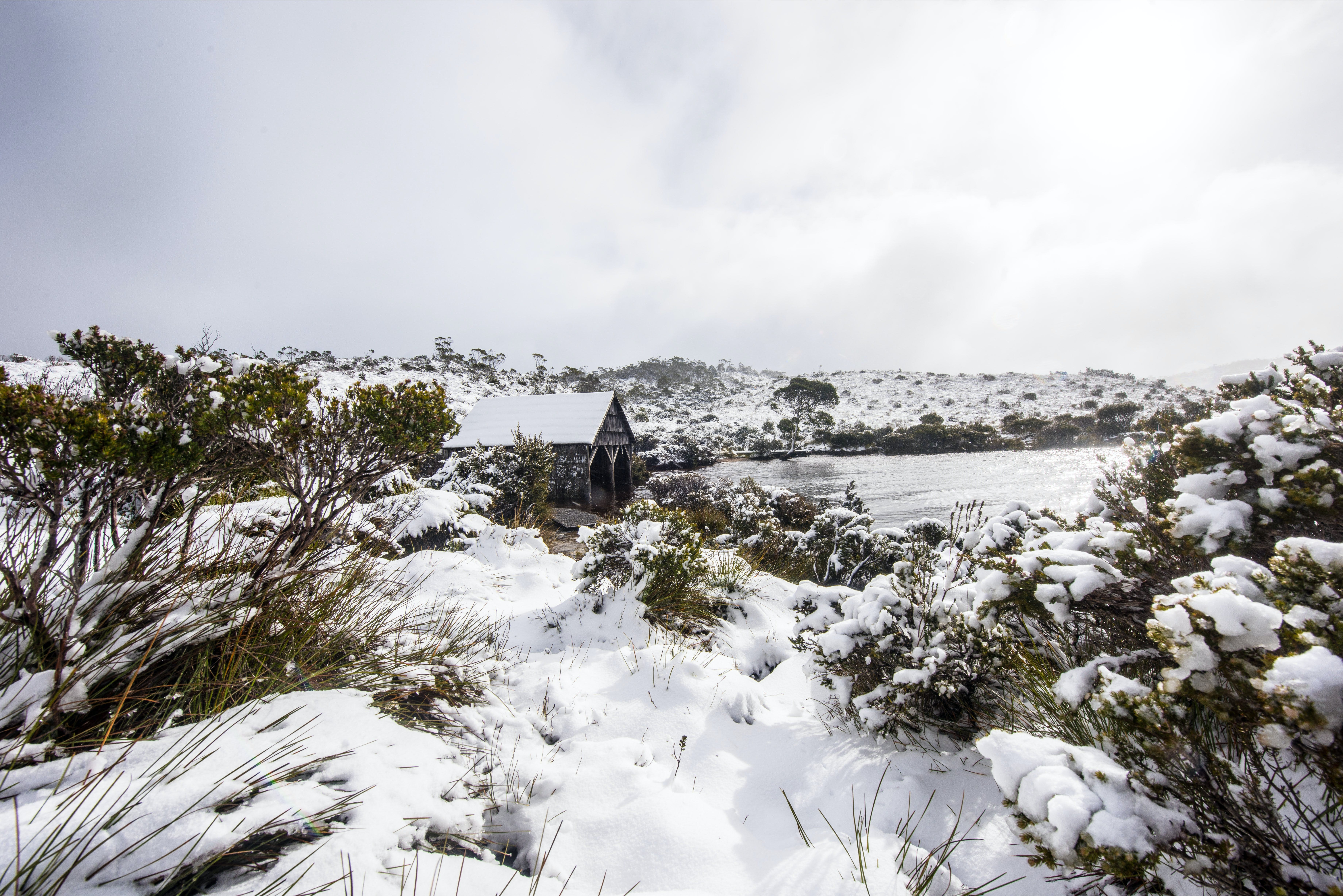 Christmas in July at Cradle Mountain Hotel 2020 - Redcliffe Tourism