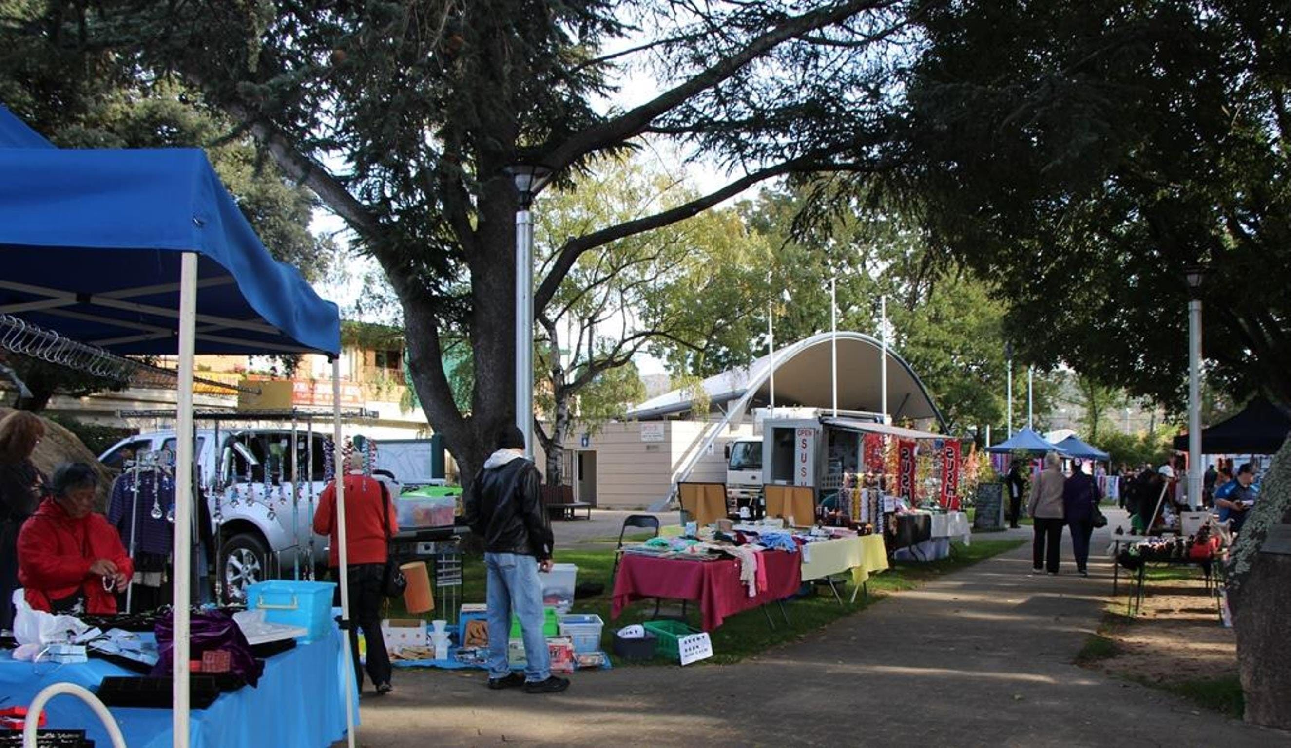 Cooma Rotary Markets - Redcliffe Tourism