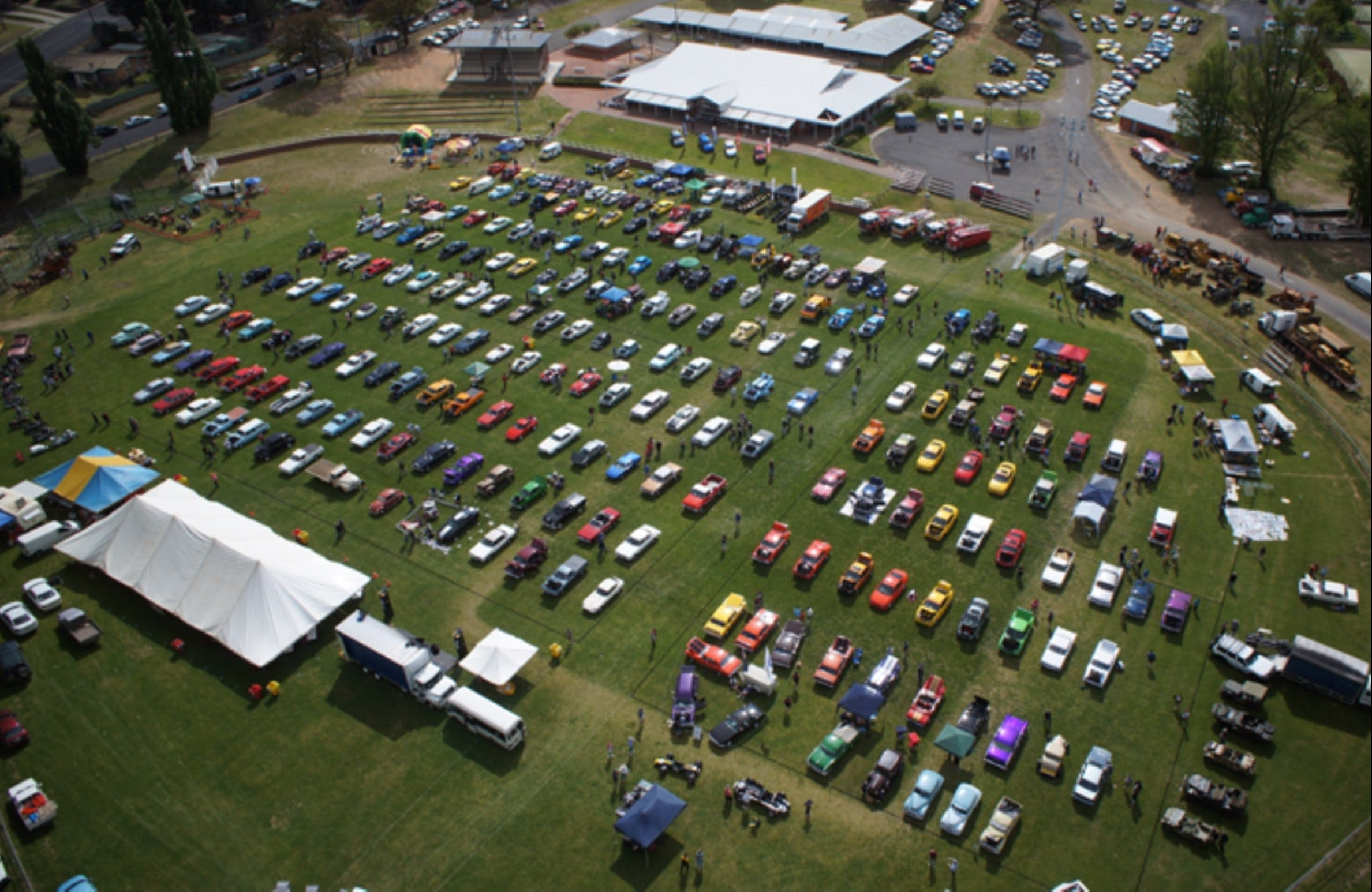 Cooma Motorfest - Redcliffe Tourism