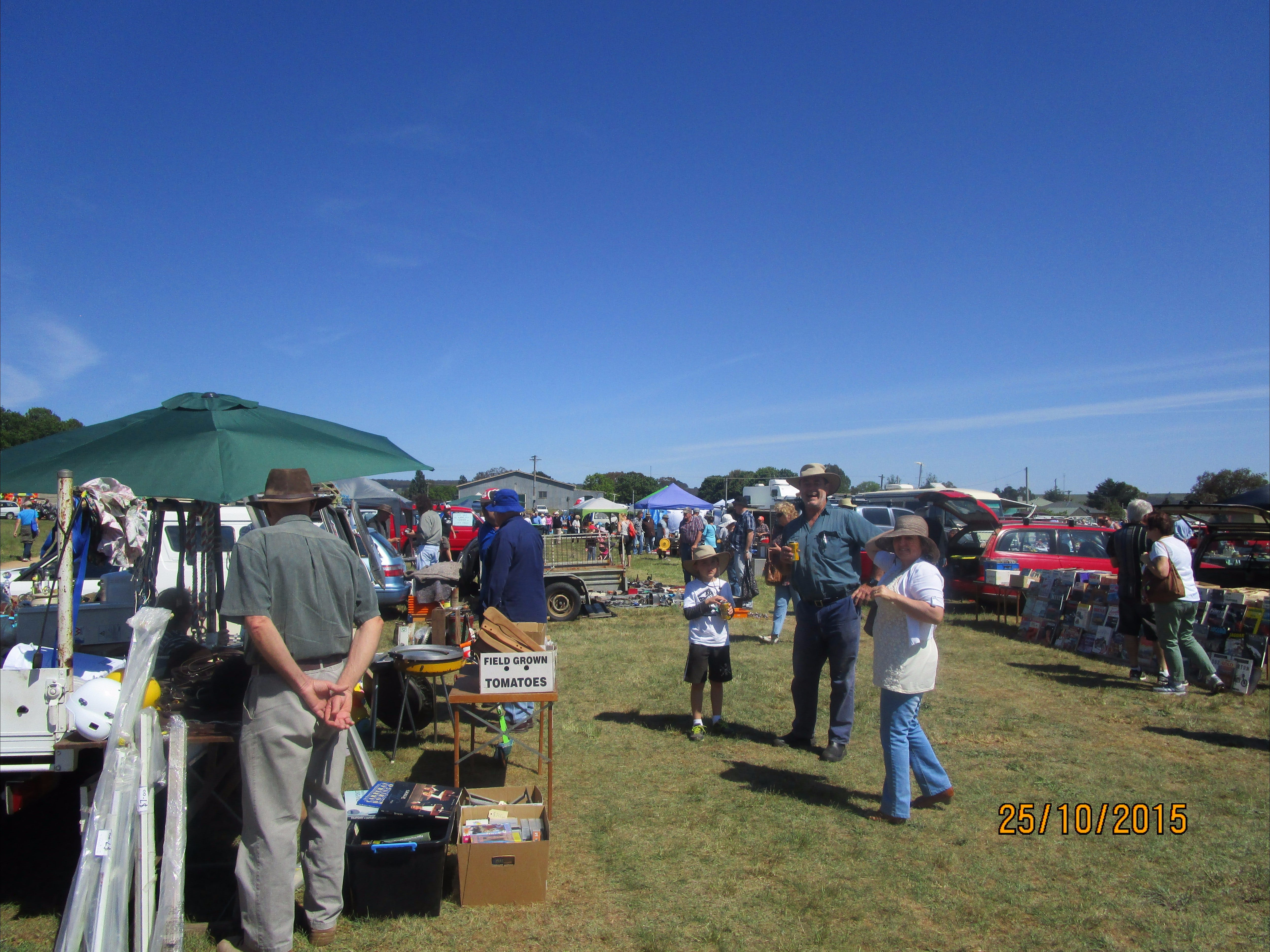 Crookwell Rotary Swap Meet and Market Day - Redcliffe Tourism