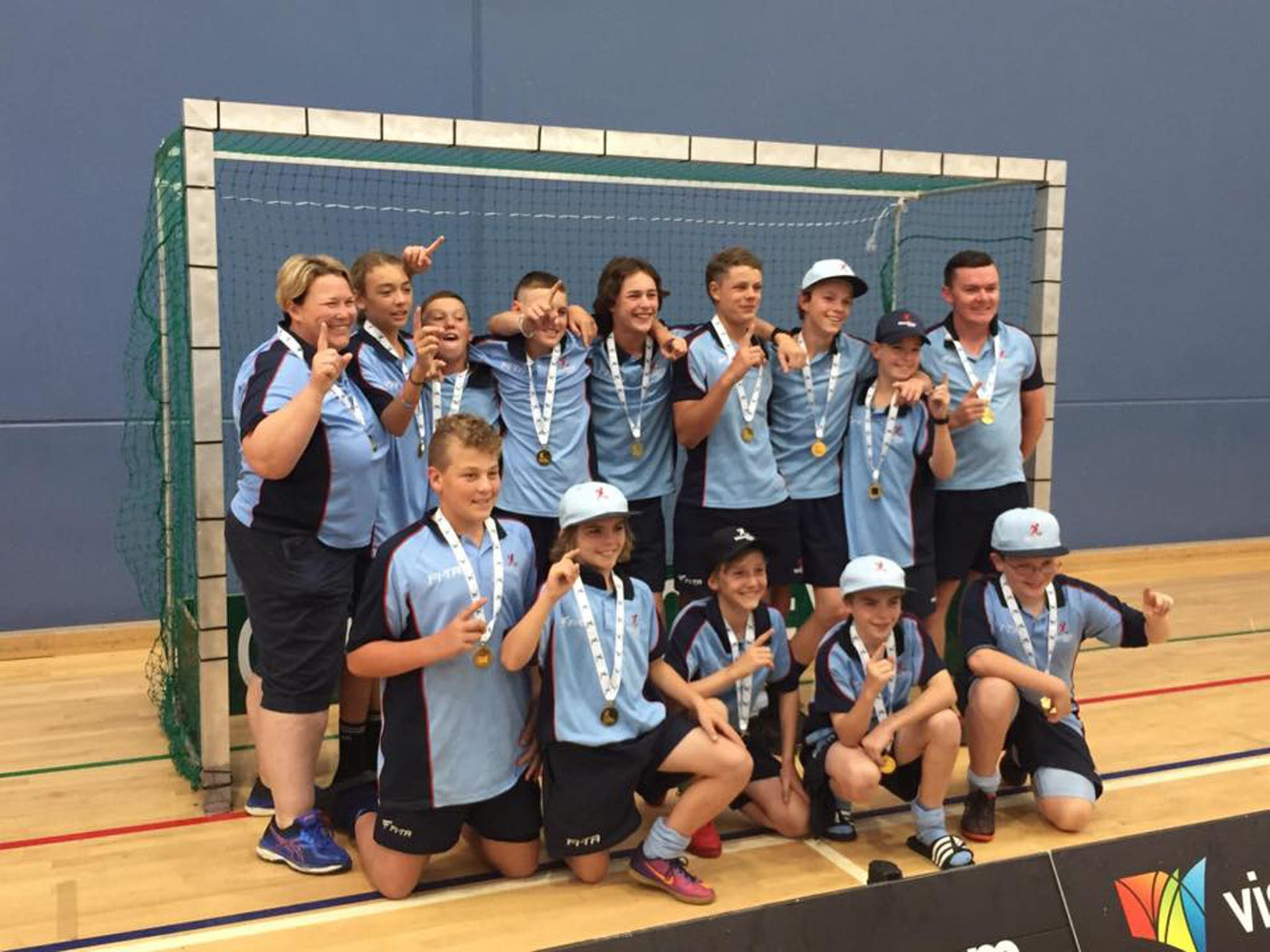 Hockey NSW Indoor State Championship  Under 18 Boys - Redcliffe Tourism