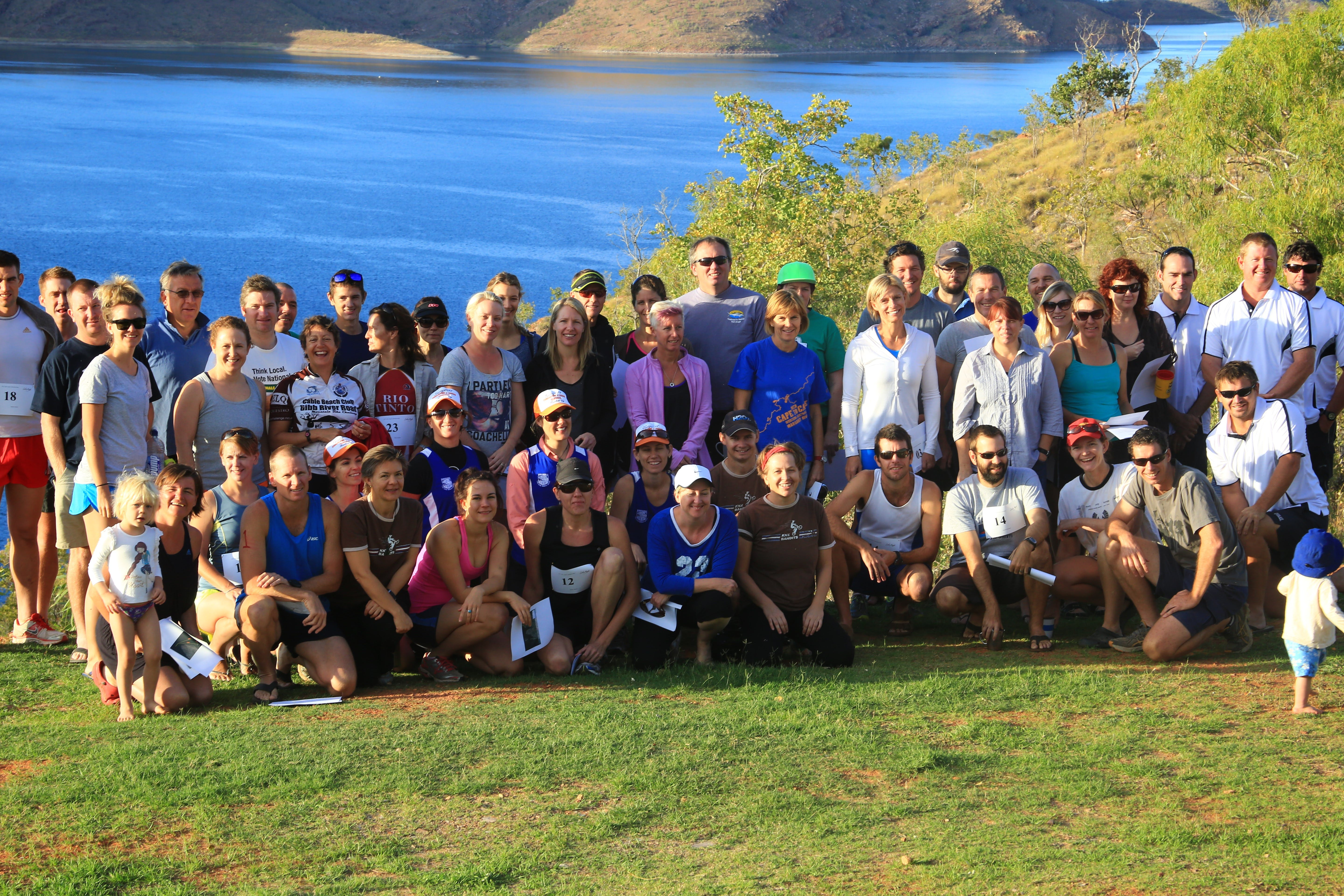 Lake Argyle Adventure Race - Redcliffe Tourism