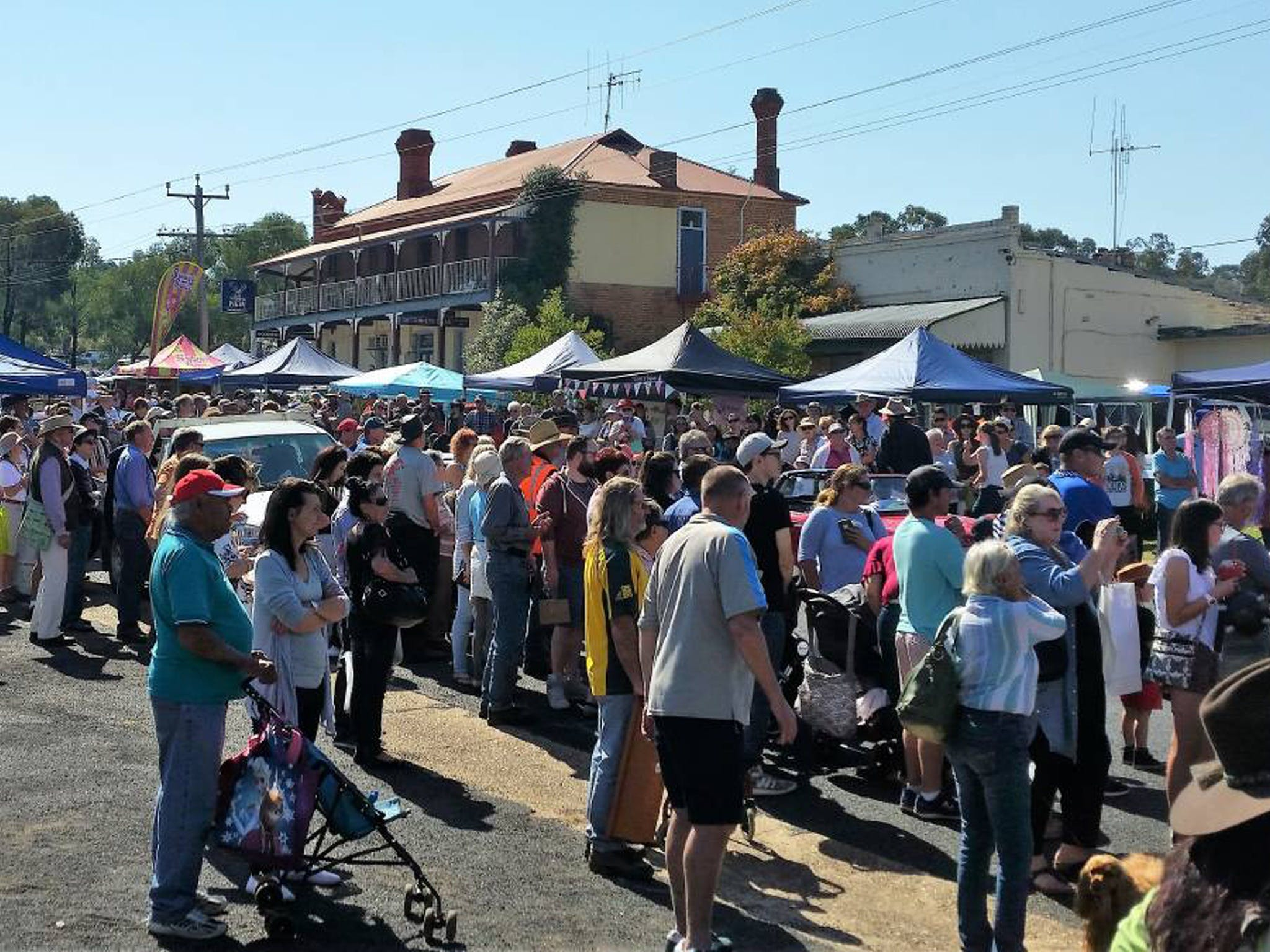 Man from Ironbark Festival - Redcliffe Tourism