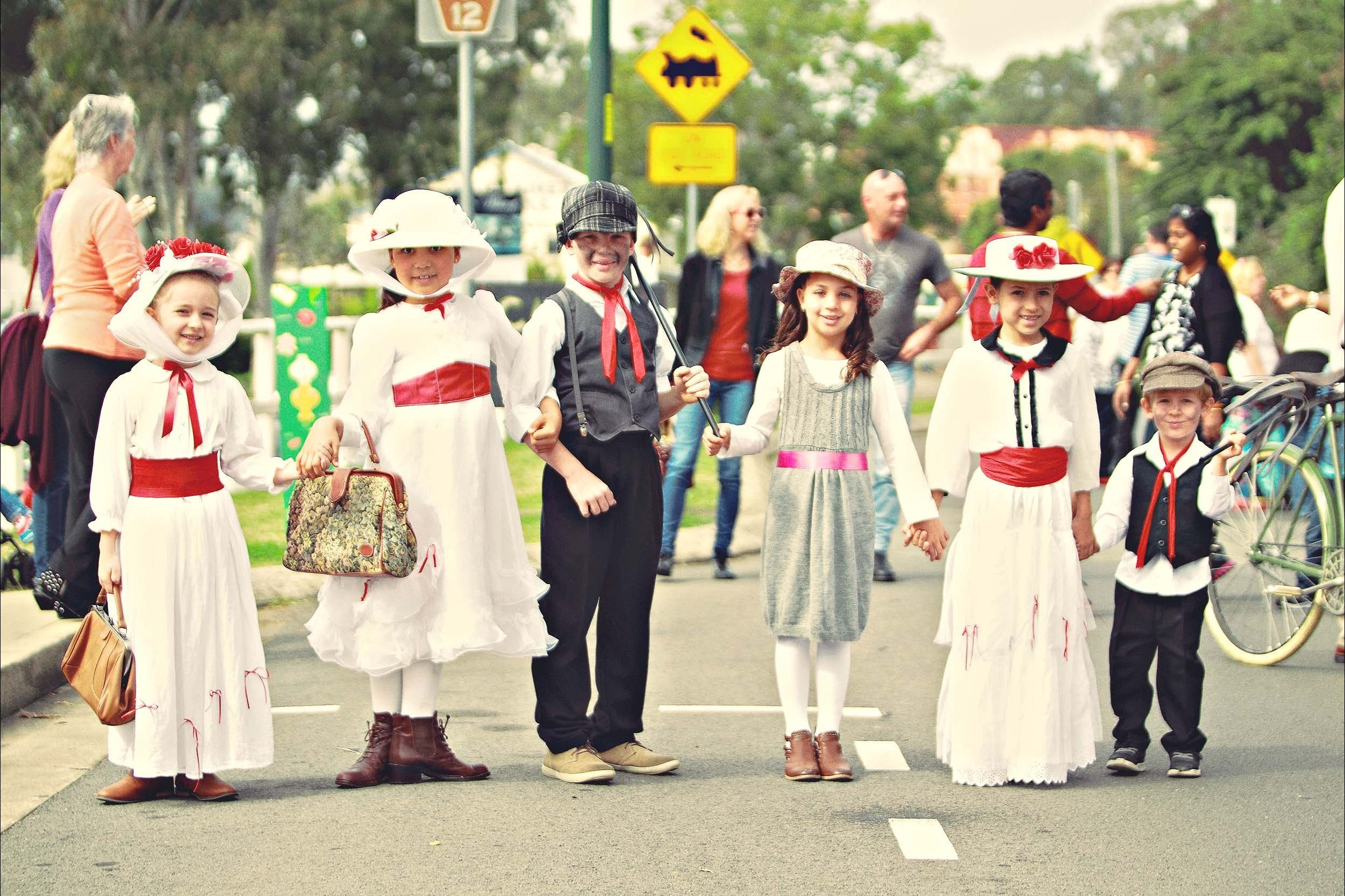 Mary Poppins Festival - Redcliffe Tourism
