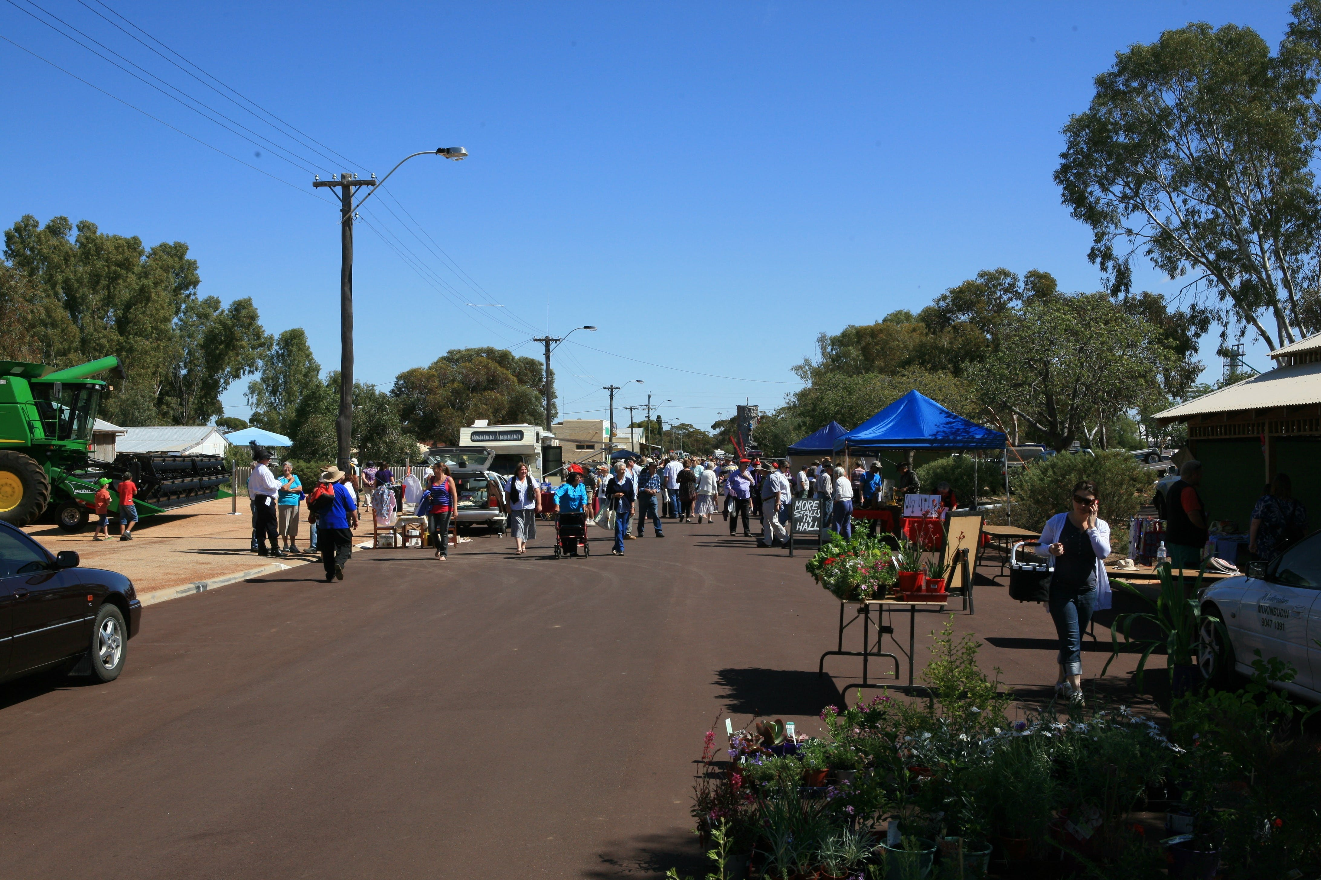 Nungarin Markets - Redcliffe Tourism