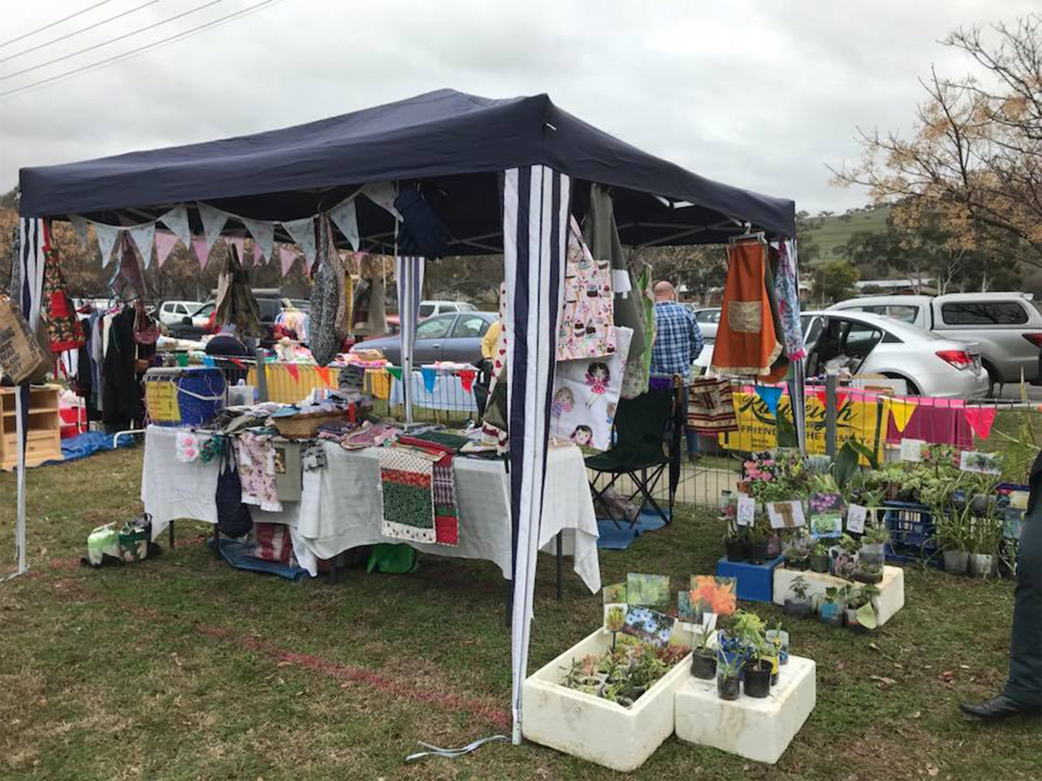 Perthville Village Fair - Redcliffe Tourism